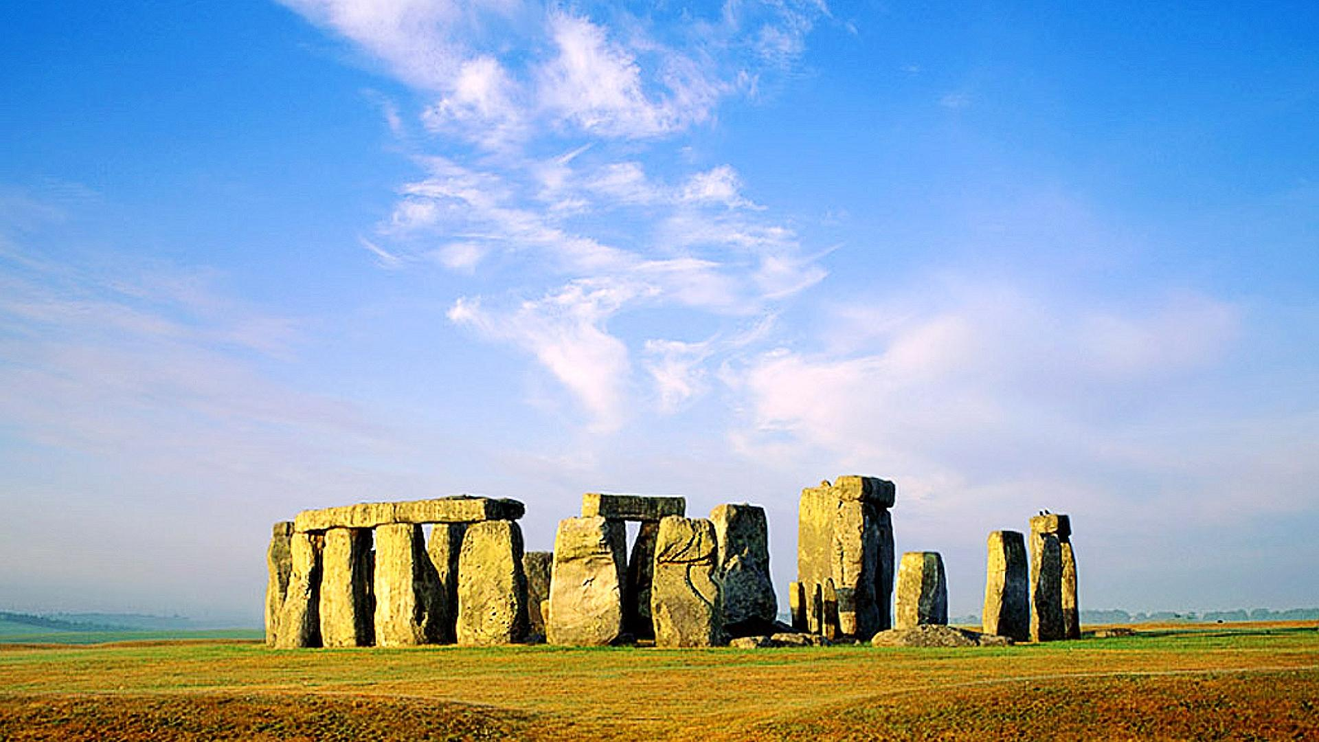 Stonehenge Monument England Wallpaper HD