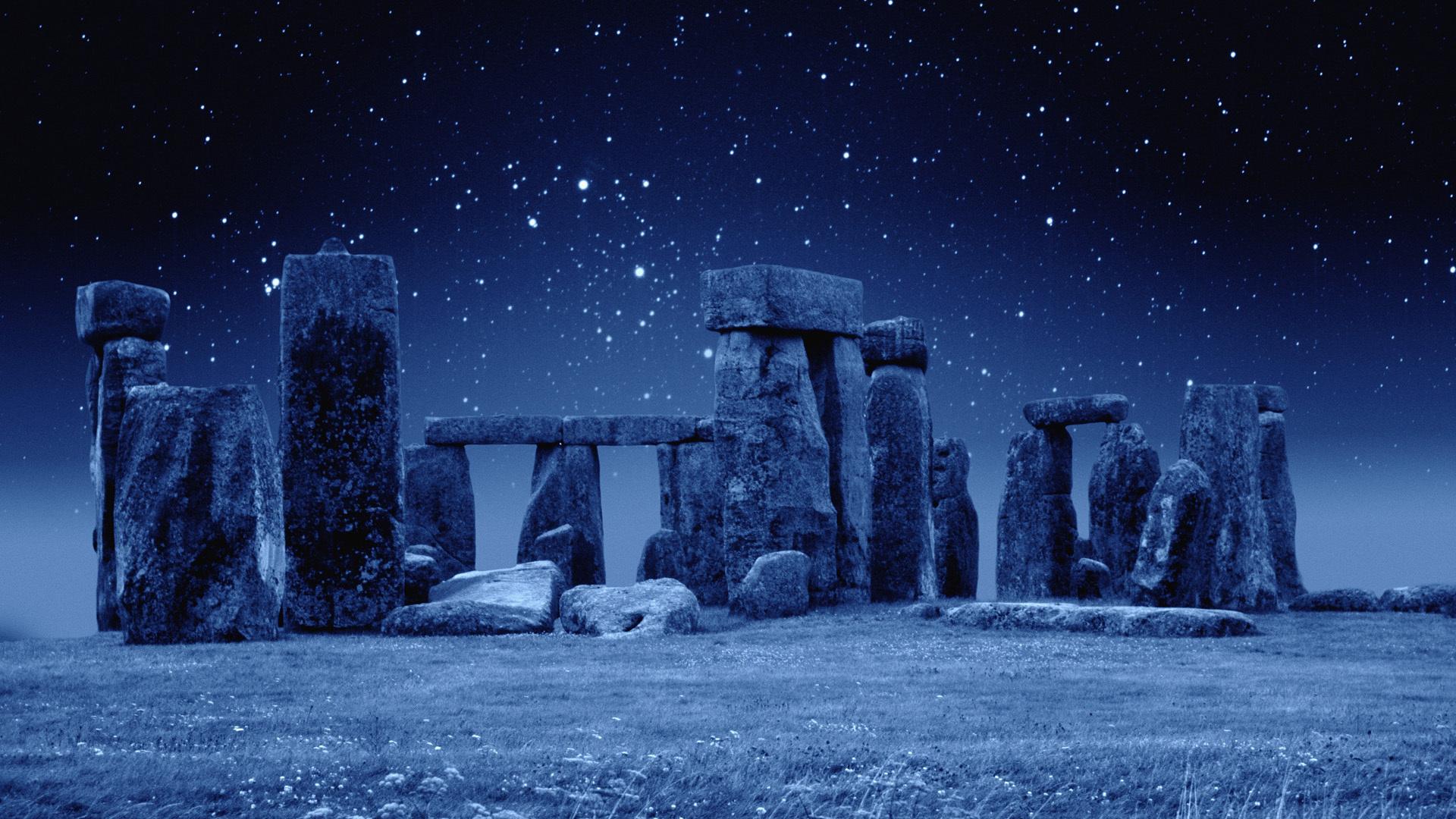 Download Stonehenge wallpaper (1920x1080)