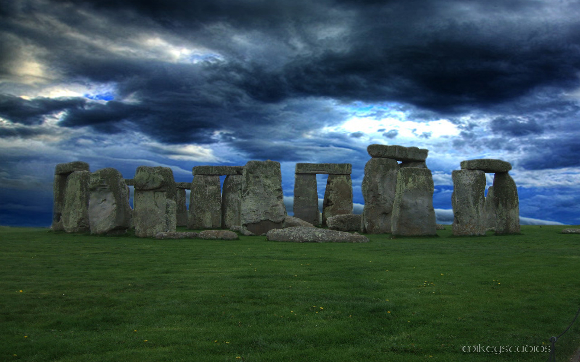 Stonehenge Wallpaper