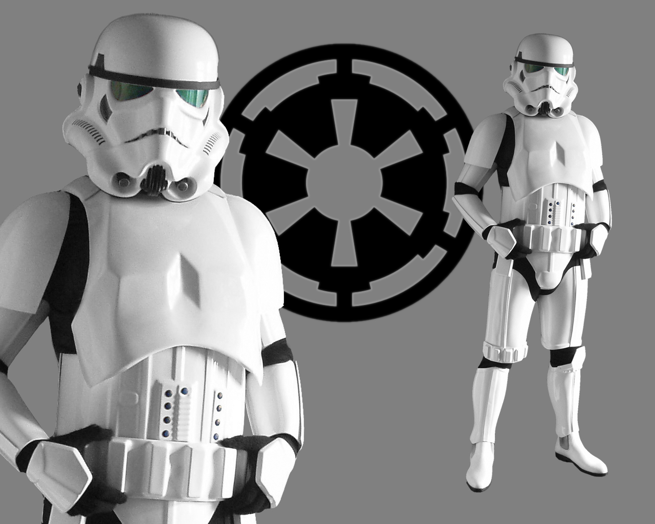 501st Stormtrooper Costume by obihahn