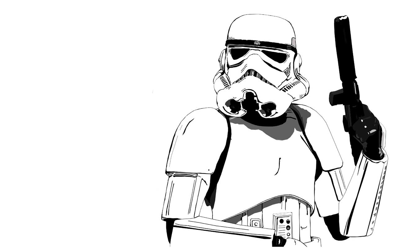 1 (25 HQ Storm Trooper Wallpapers)