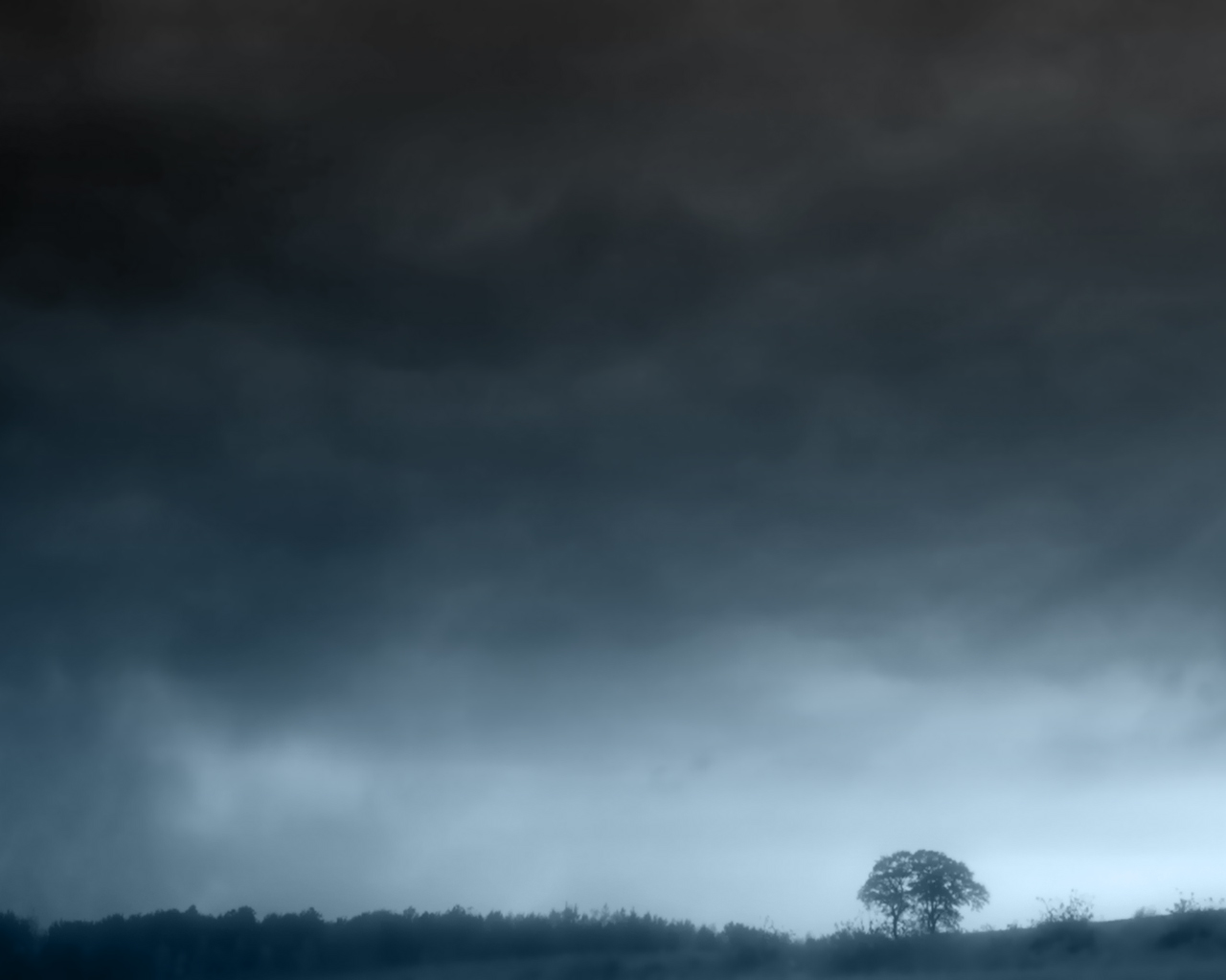 Gathering storm wallpaper from Other wallpapers