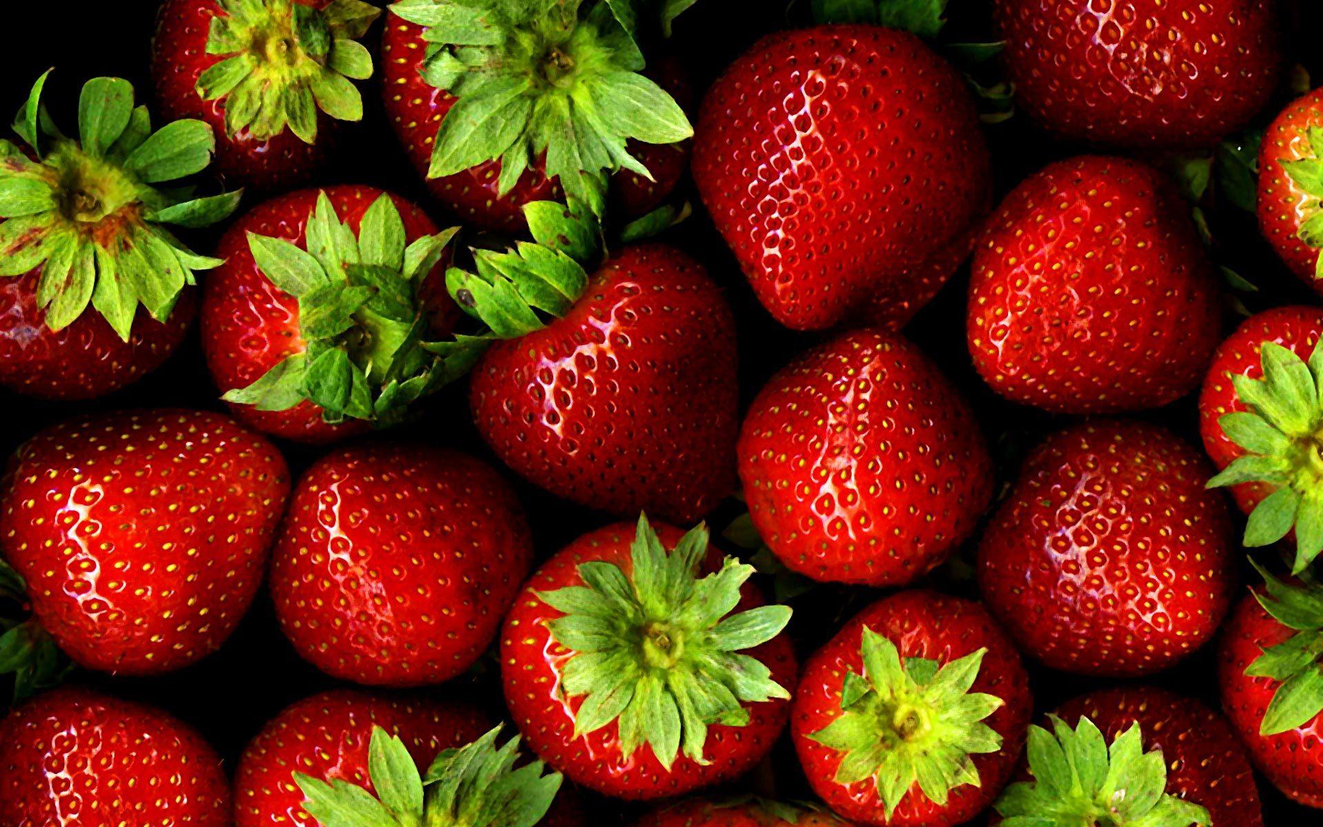 Strawberries HD Wallpapers