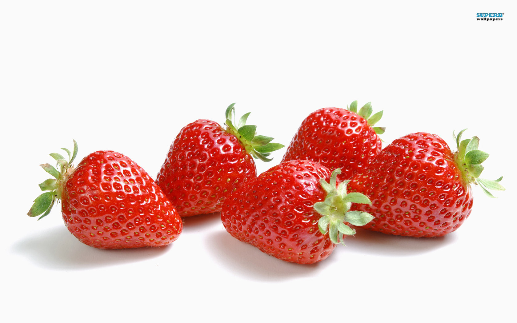 Strawberries wallpaper 1680x1050