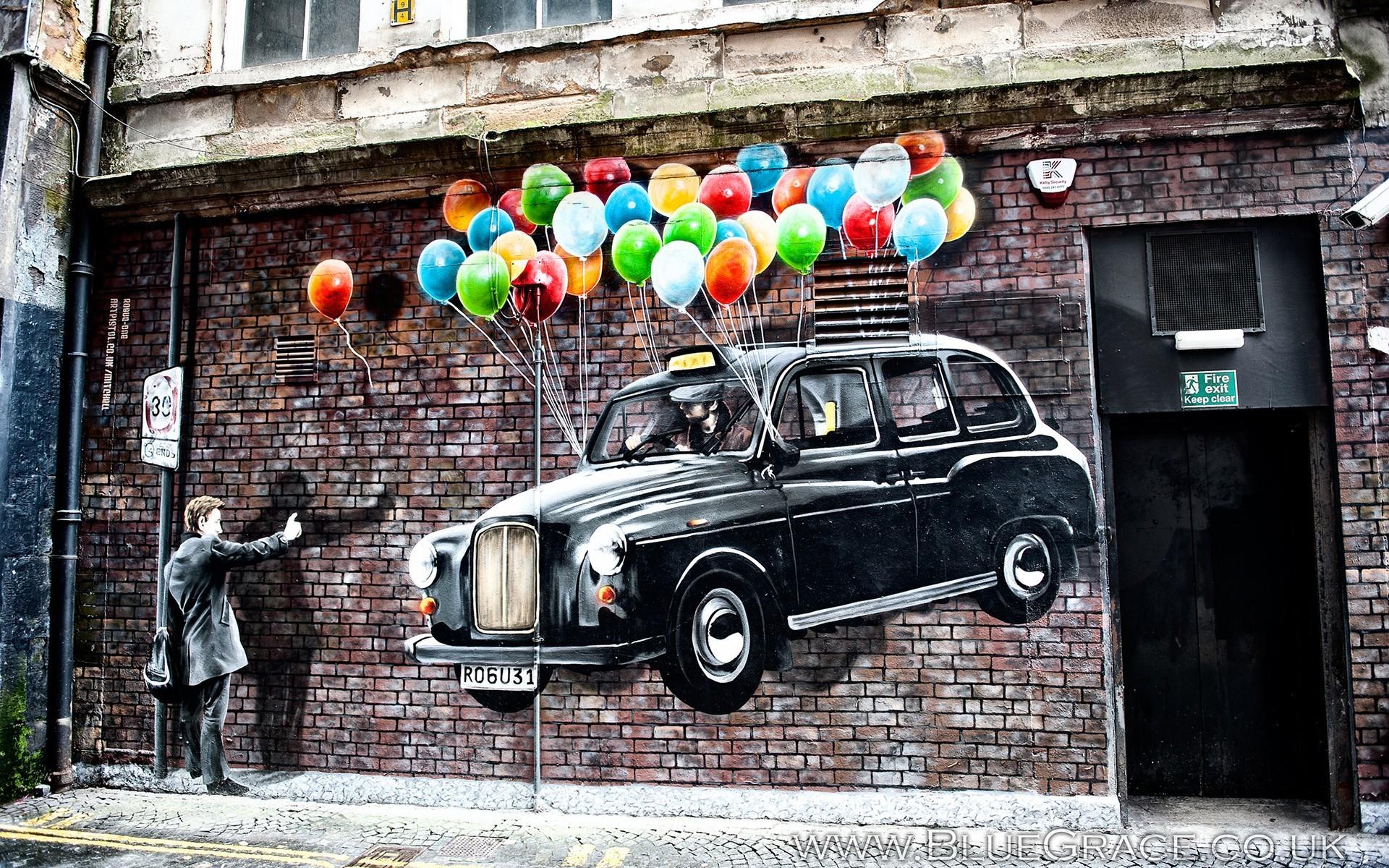 Street Art wallpaper | 1920x1200 | #82343