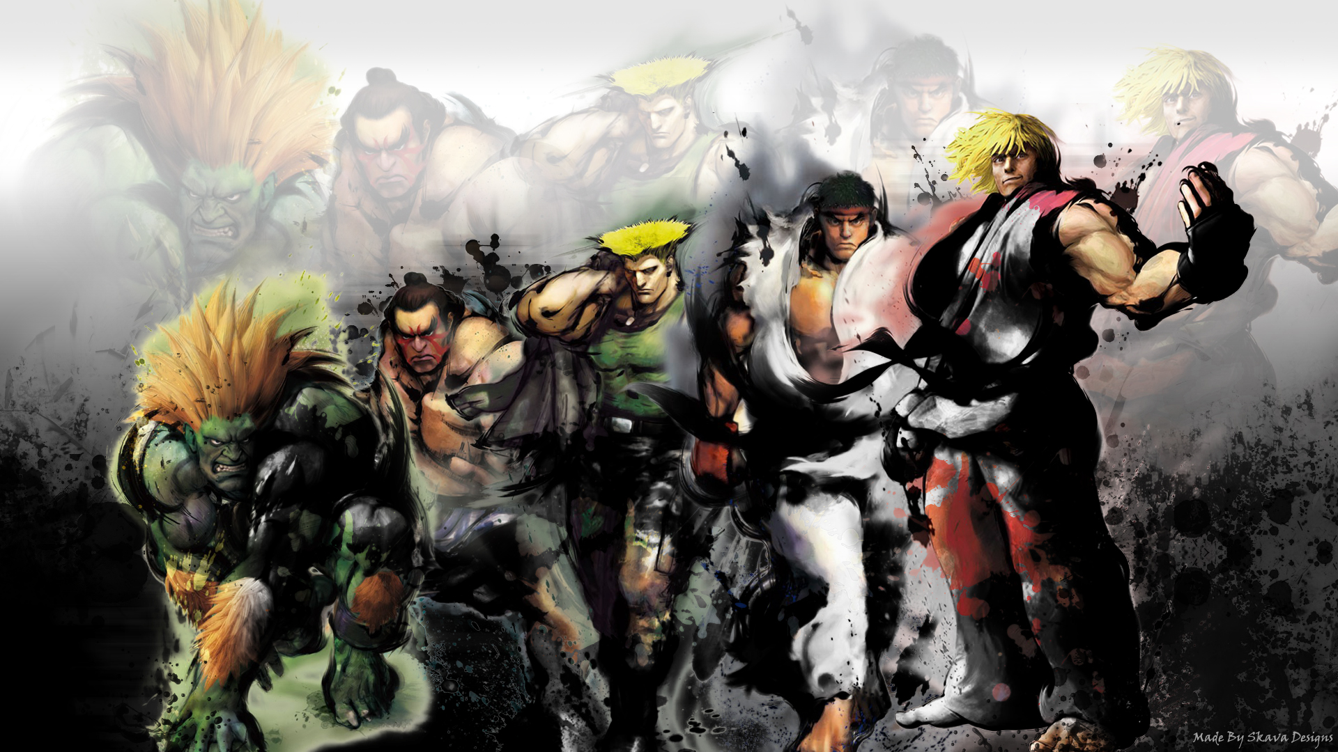 ... street-fighter-hd-wallpapers ...