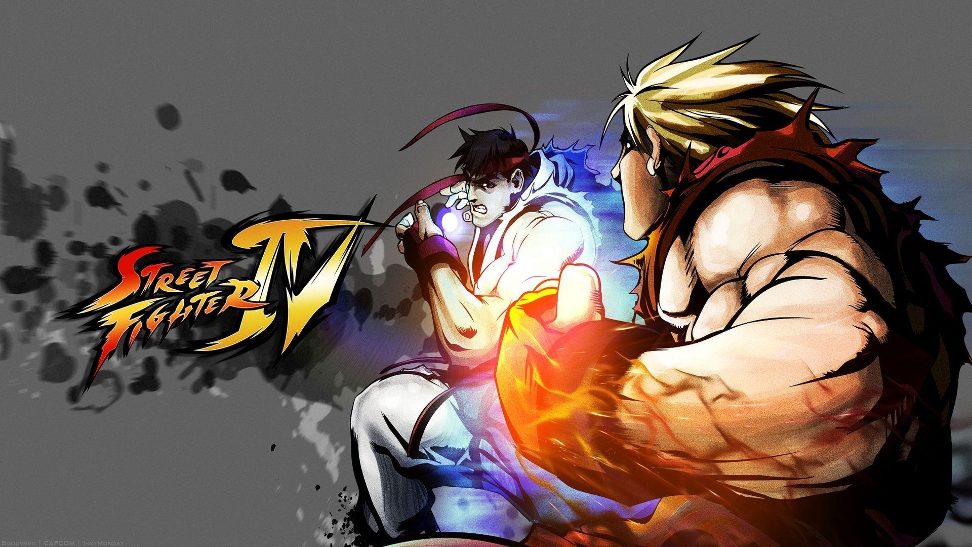 Street Fighter HD Wallpaper