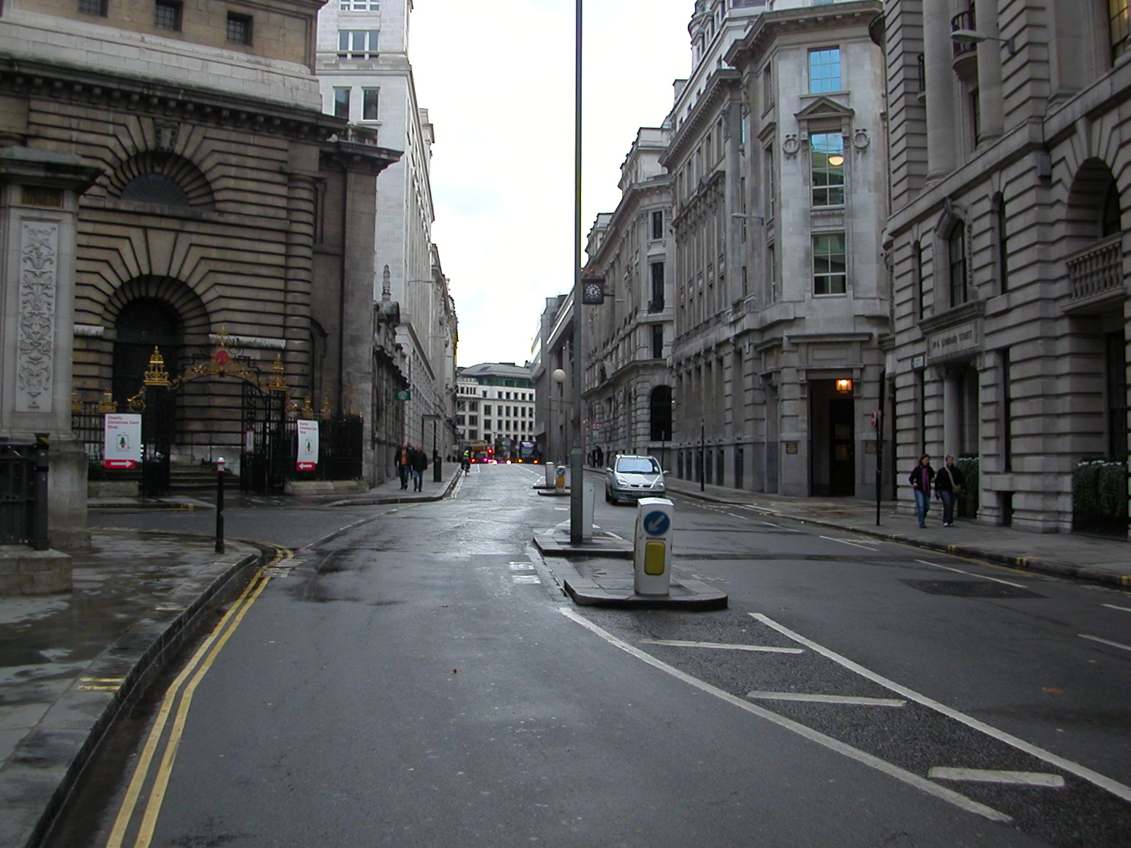 King William Street, London
