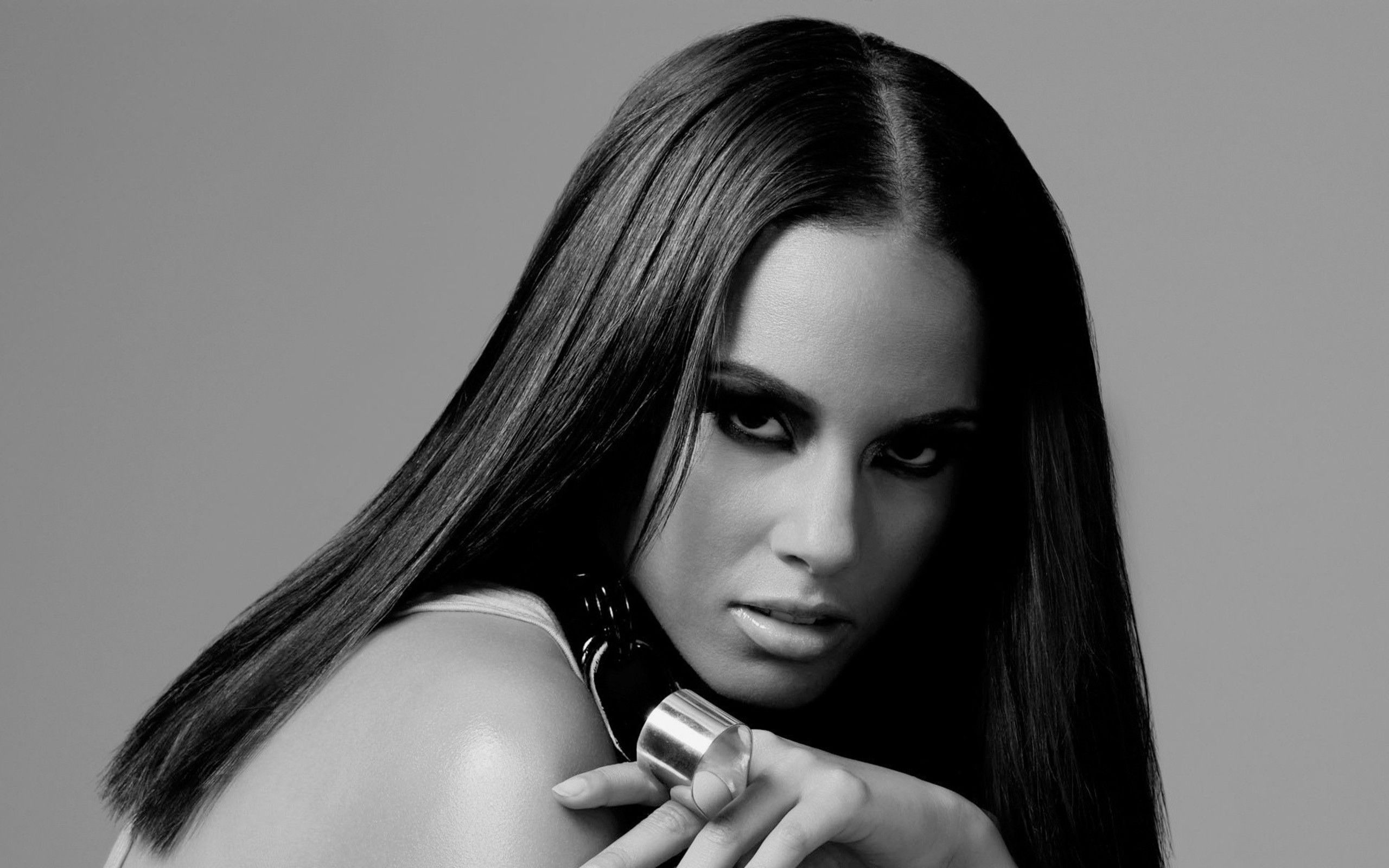 Stunning Alicia Keys