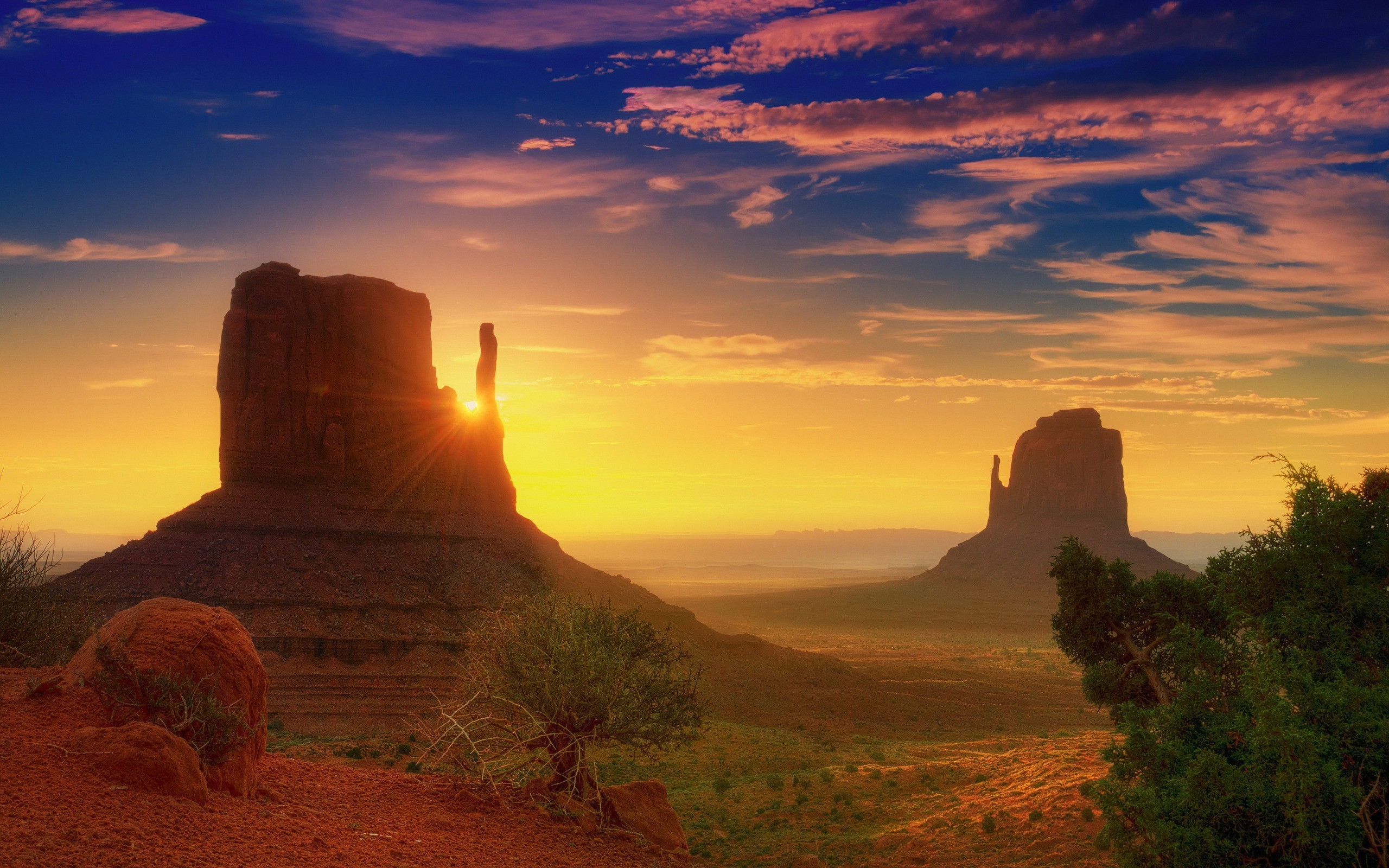 Stunning Arizona Sunset