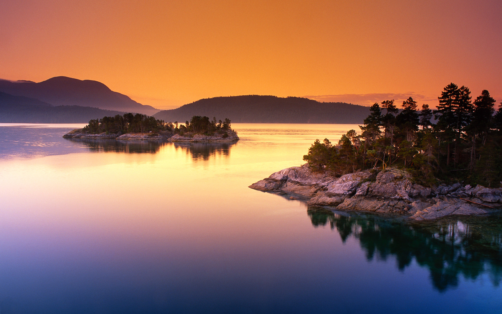Stunning Canada Landscape
