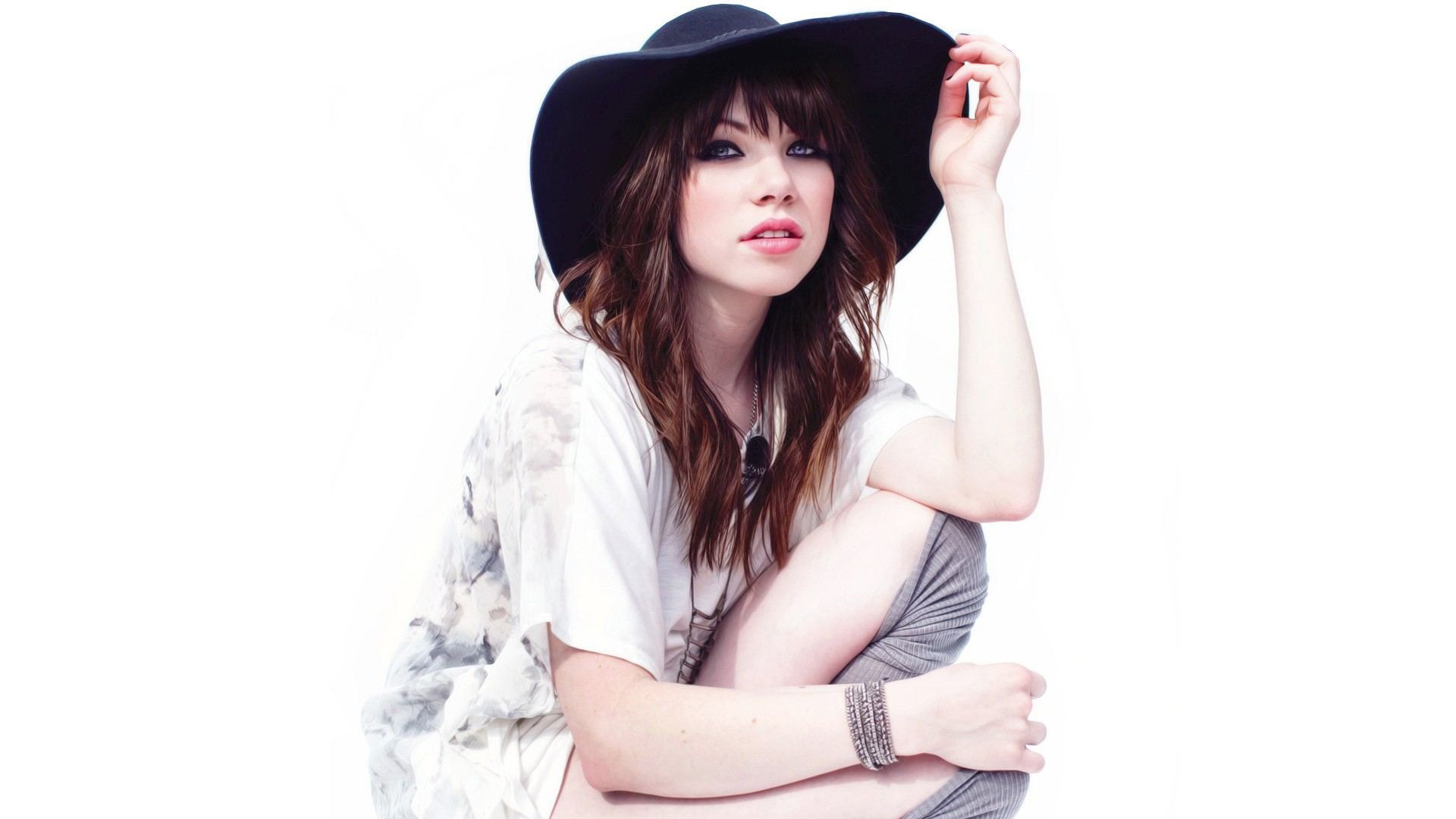 Stunning Carly Rae Jepsen Wallpaper