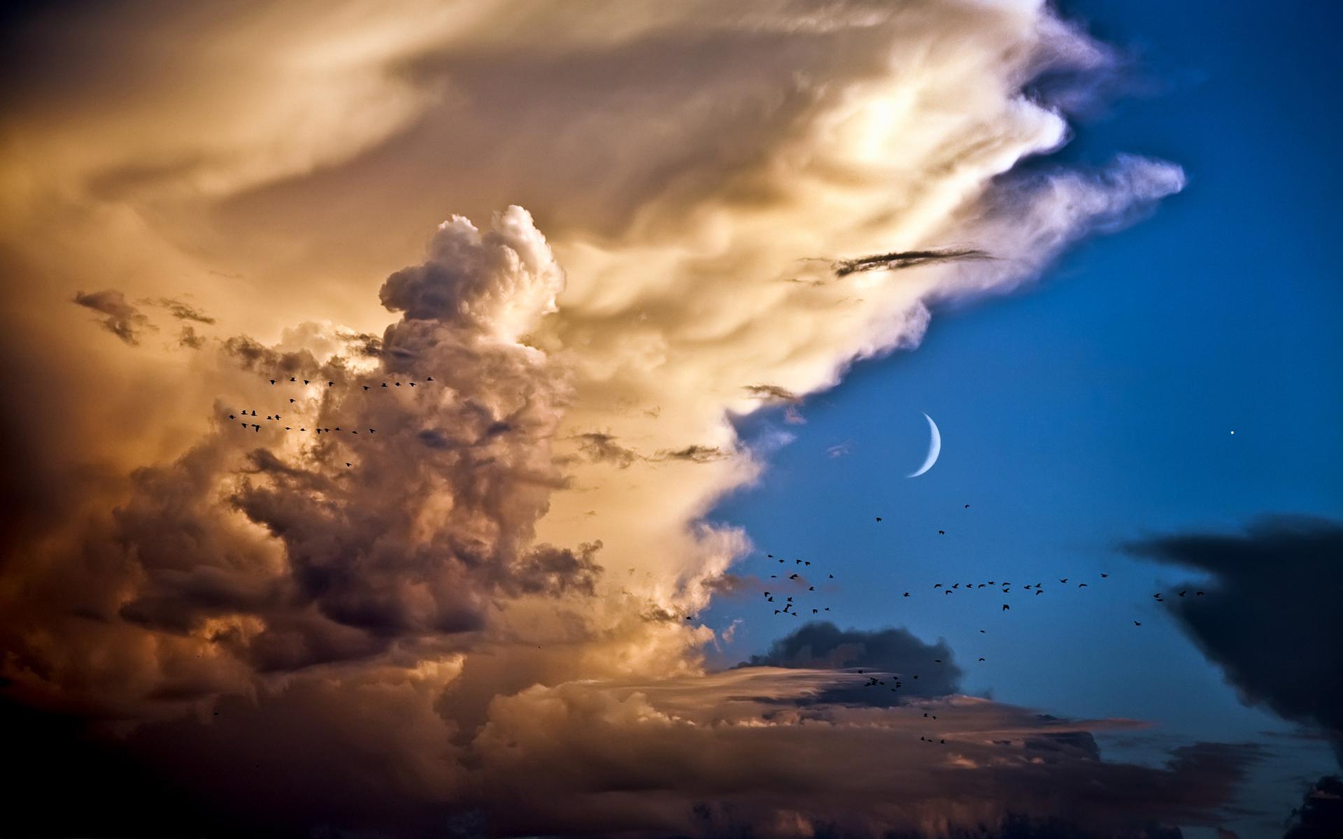 HD Stunning Clouds Million Wallpaper   Download Free