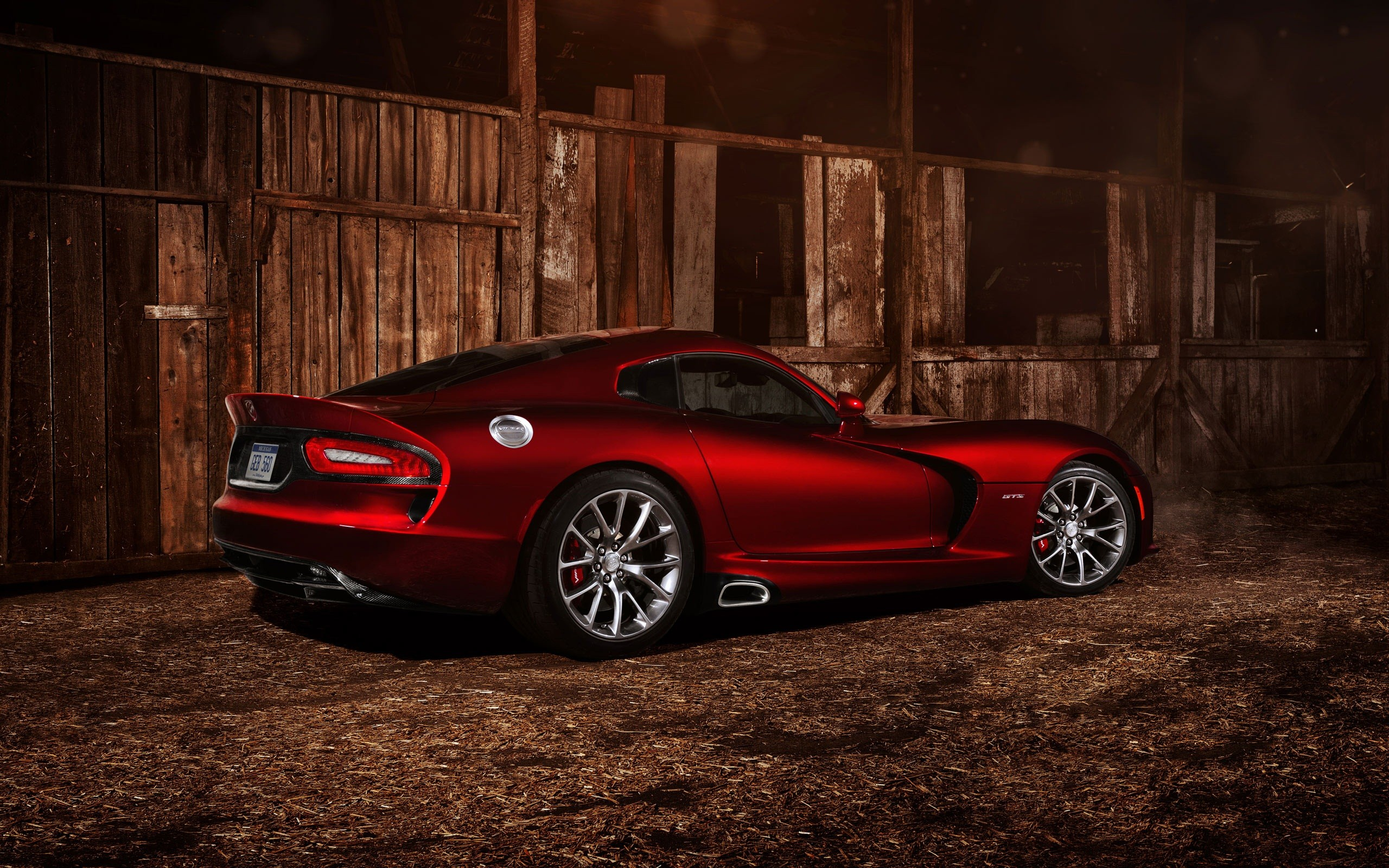 Stunning Dodge Viper Wallpaper