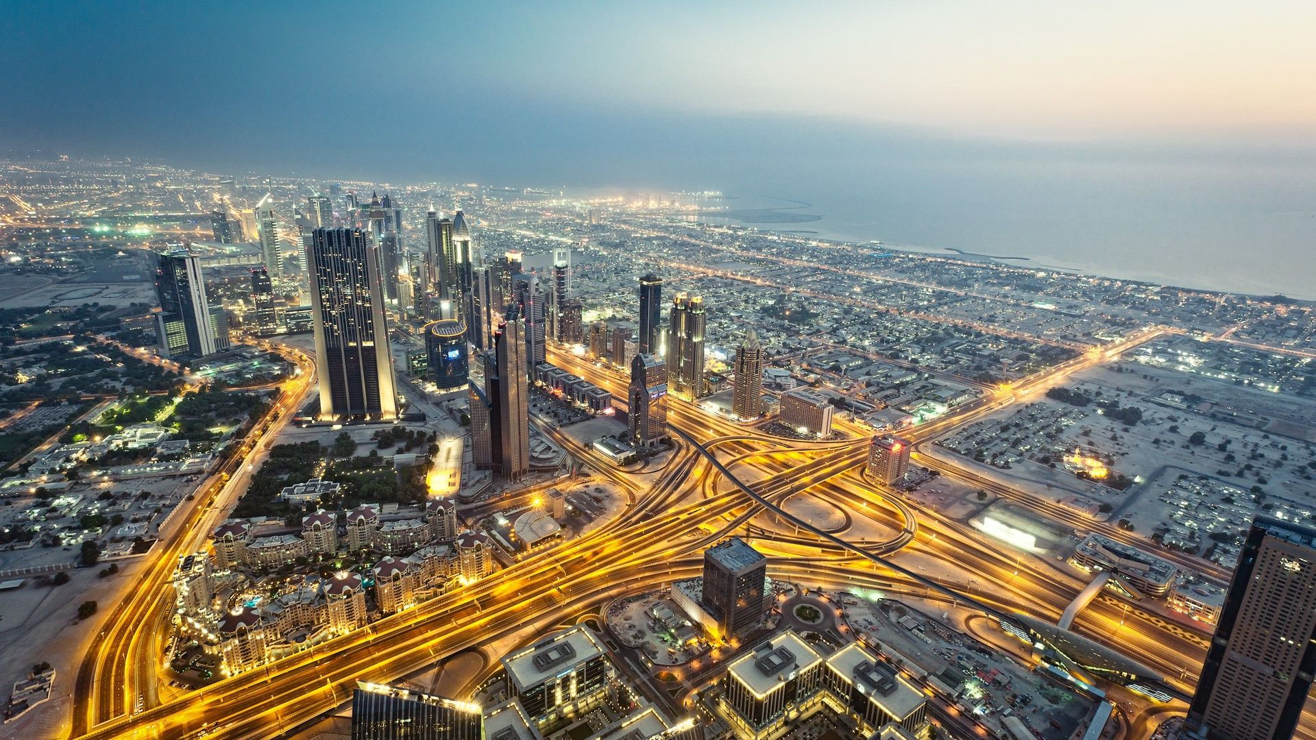 Stunning Dubai Wallpaper