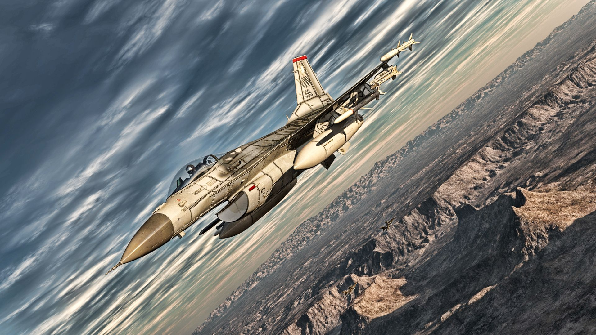 Stunning f16 Wallpaper