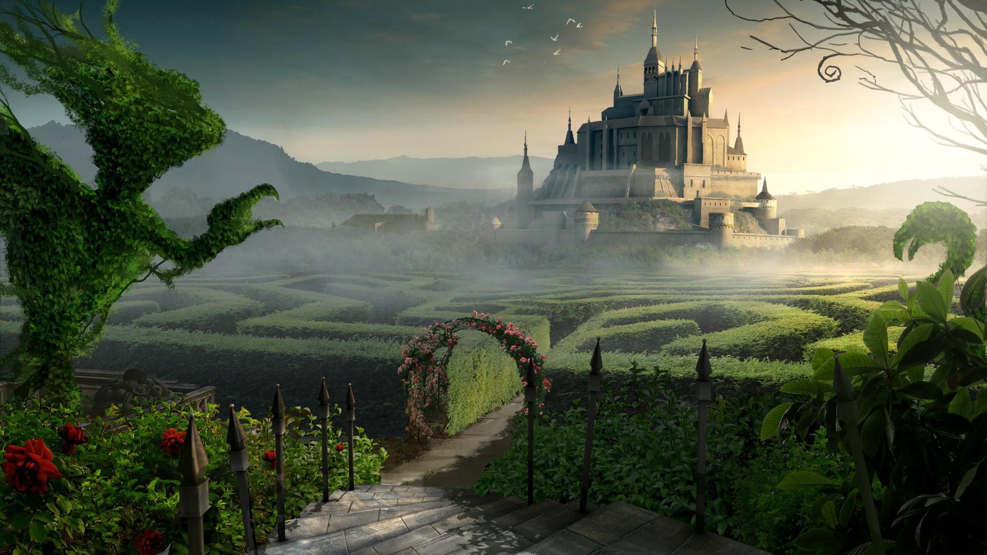 Stunning Fantasy Landscape