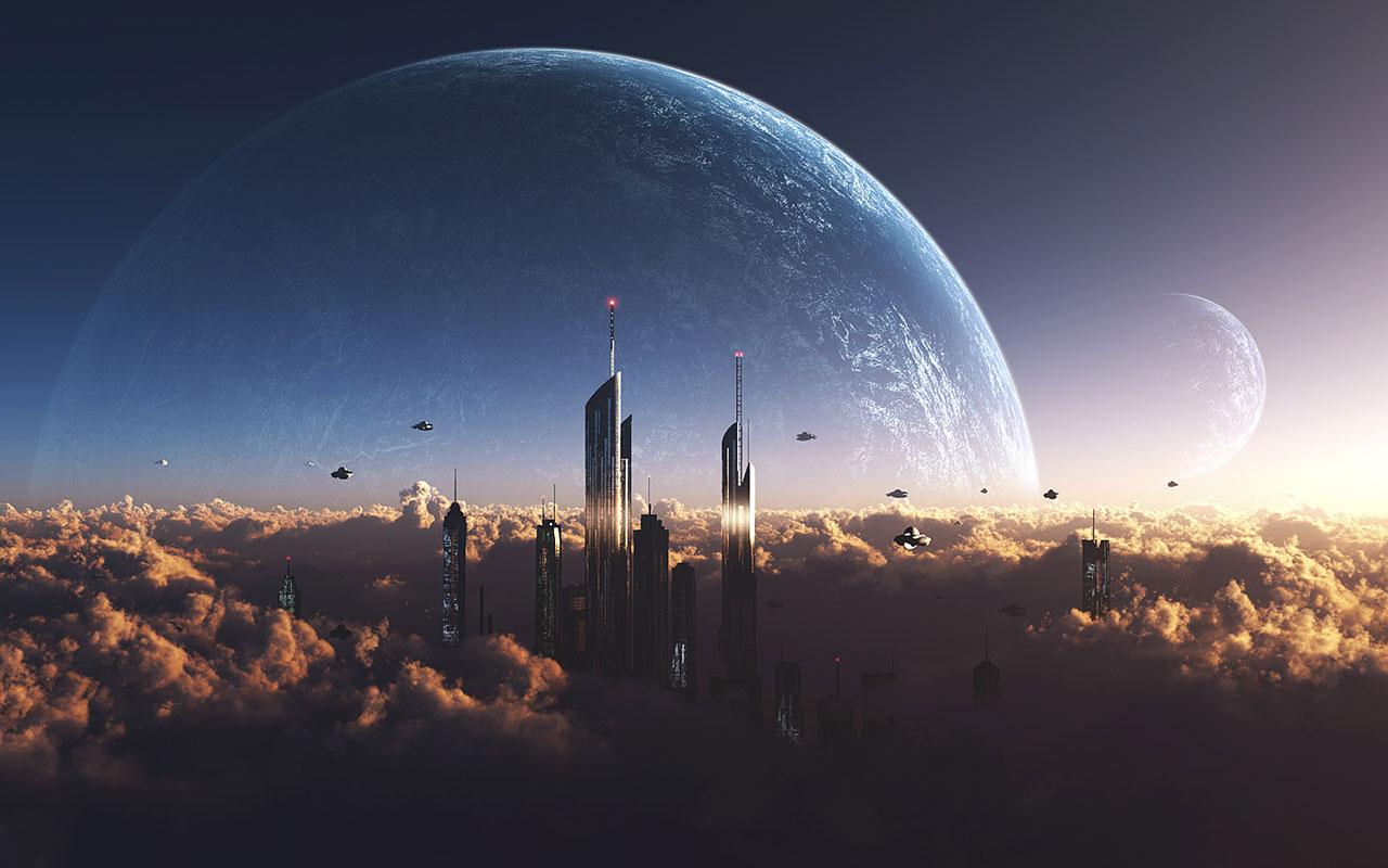 Stunning Future Wallpaper