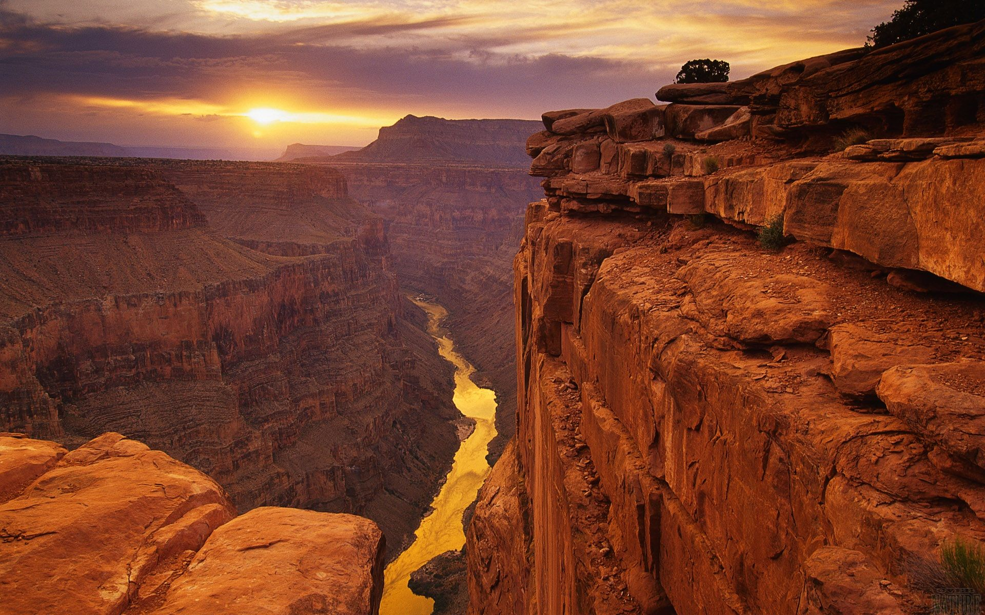 Stunning Grand Canyon Wallpaper