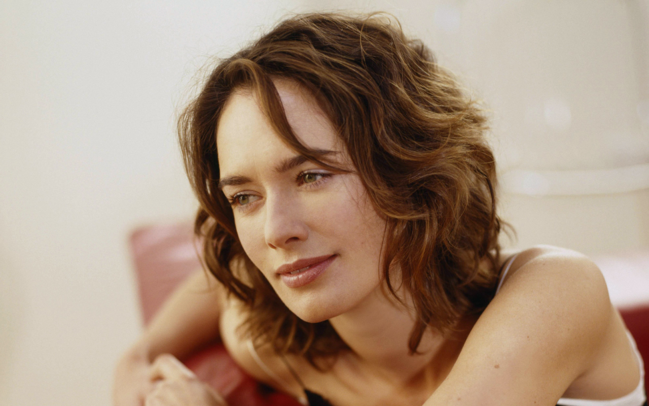 "Download the following Stunning Lena Headey 24247 by clicking the orange button positioned underneath the ""Download Wallpaper"" section."