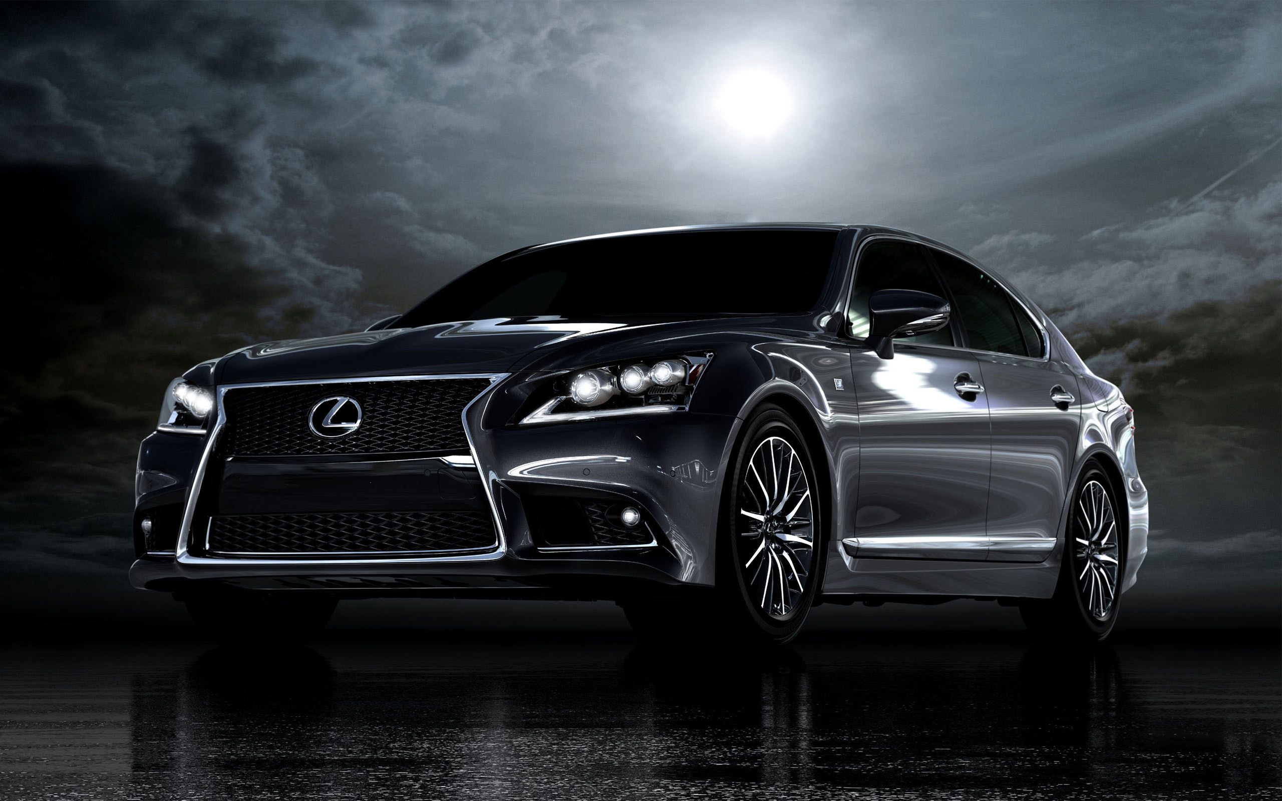 Stunning Lexus Wallpaper