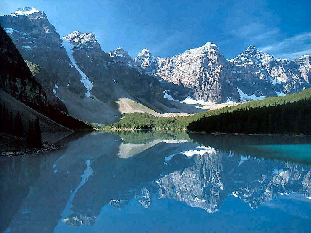 Stunning Mountain Peaks