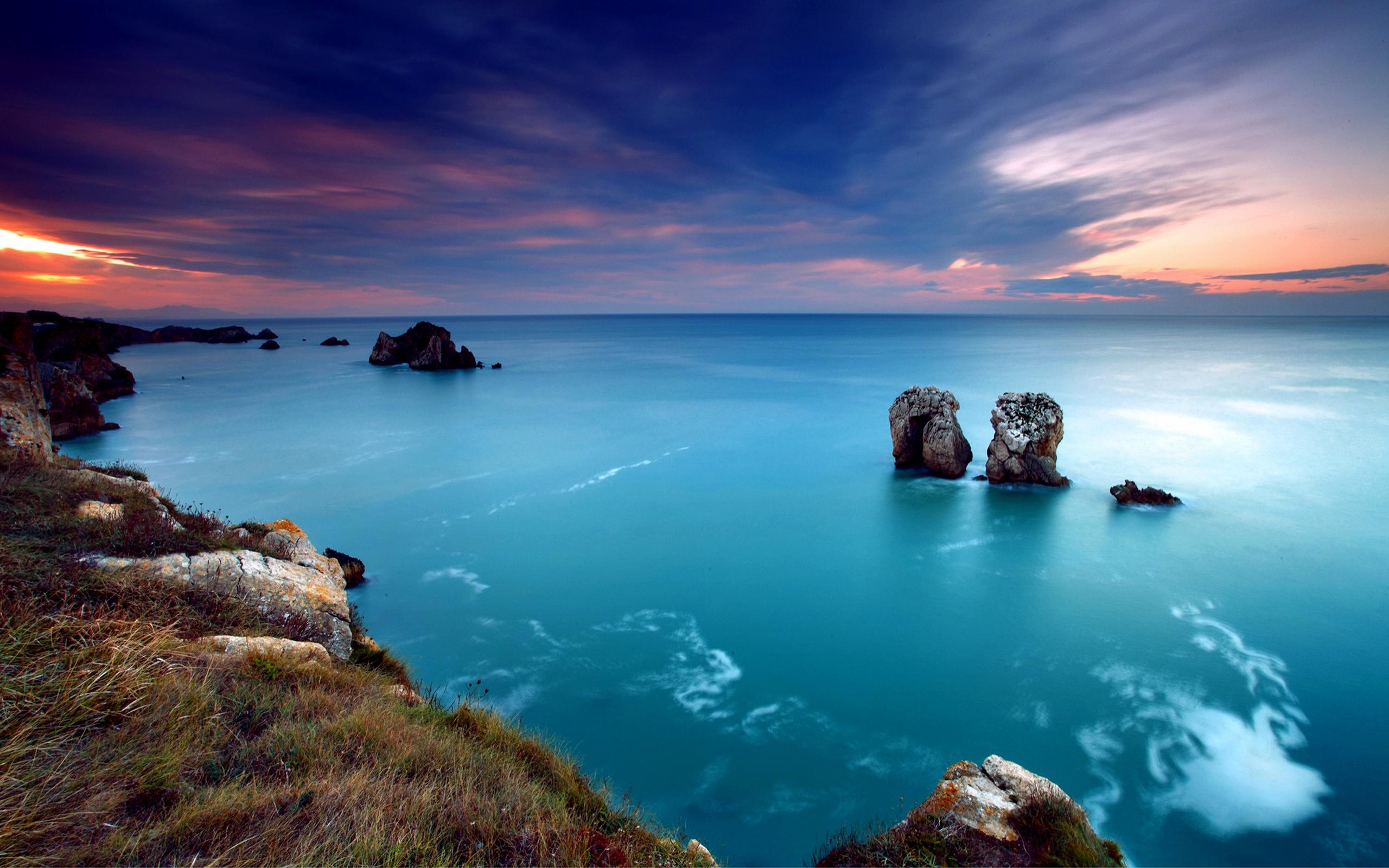 Stunning Ocean Landscape
