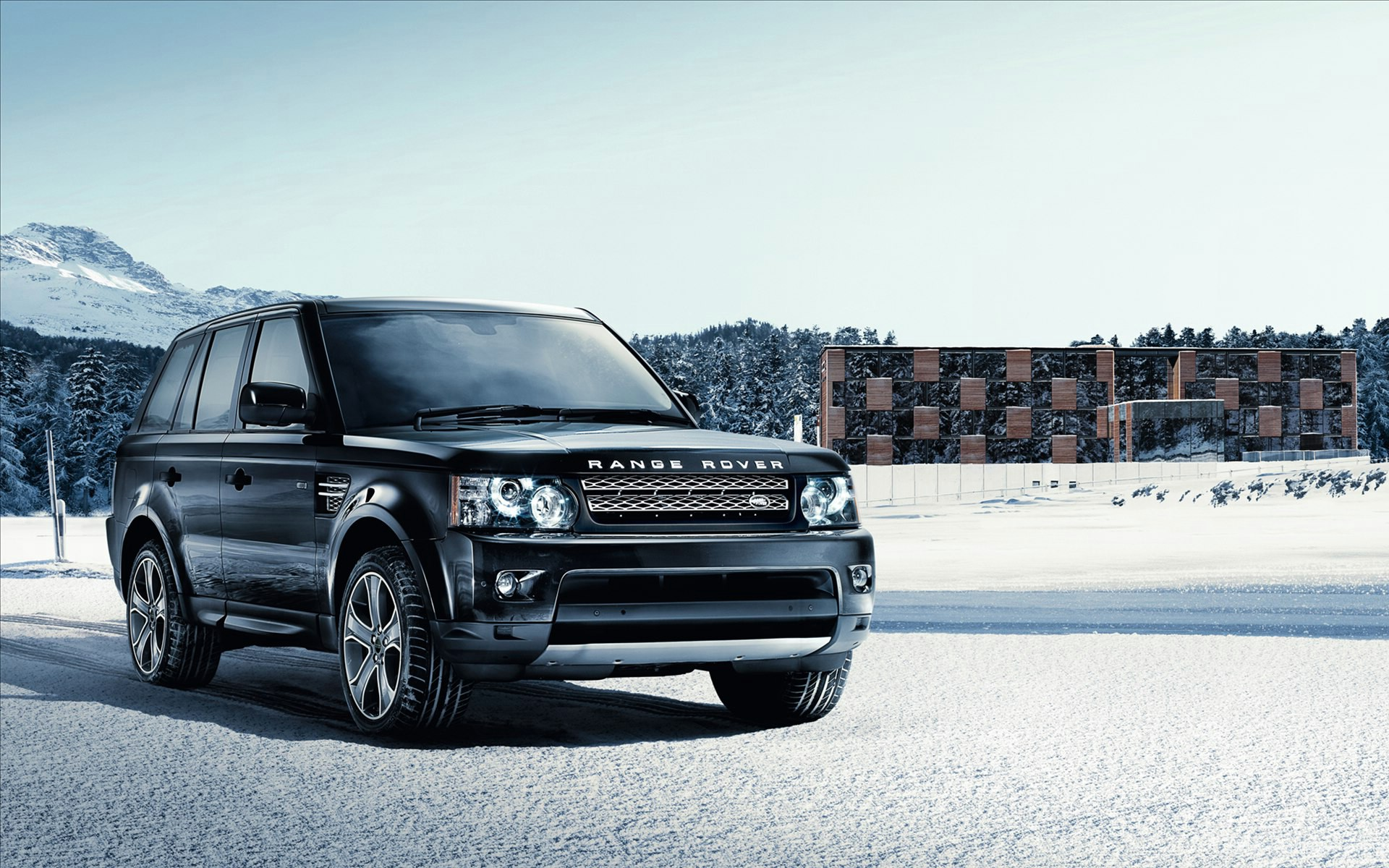 Stunning Range Rover Wallpaper