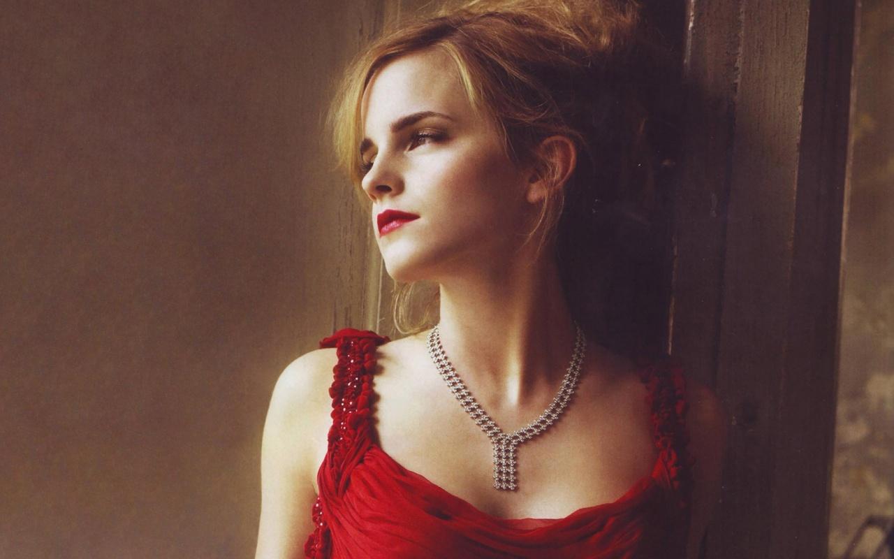 Stunning Red Dress Wallpaper 34991 1280x800 px
