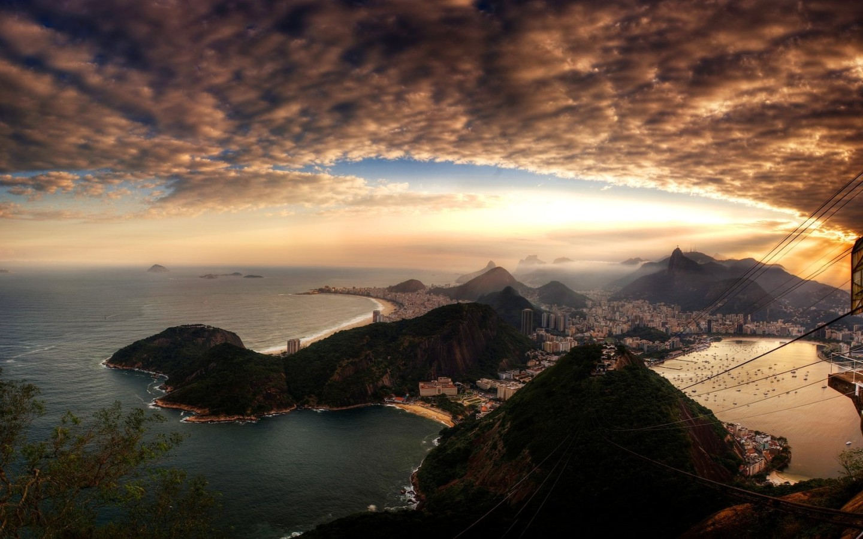 Stunning Rio De Janeiro Wallpaper