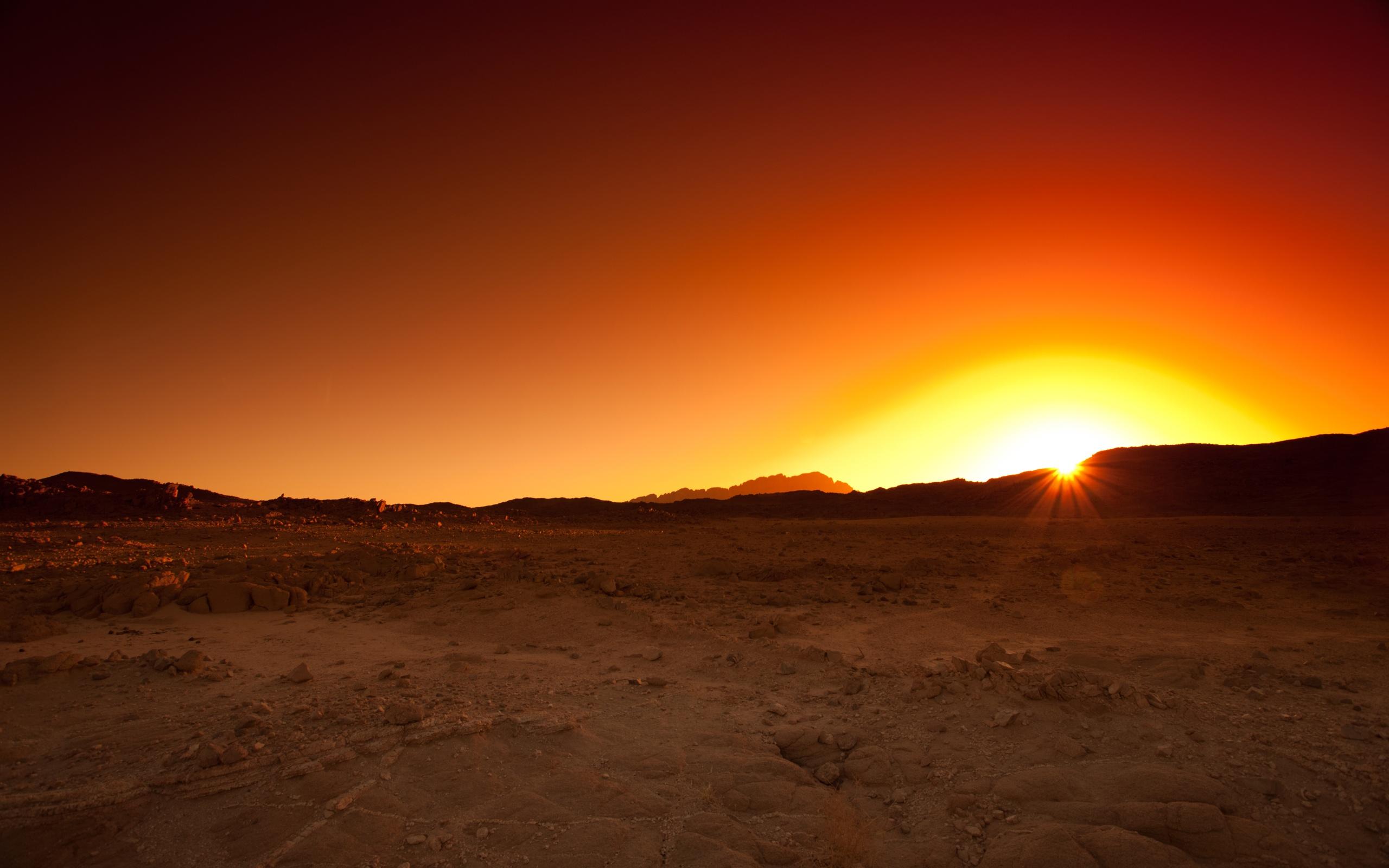 Stunning Sahara Wallpaper