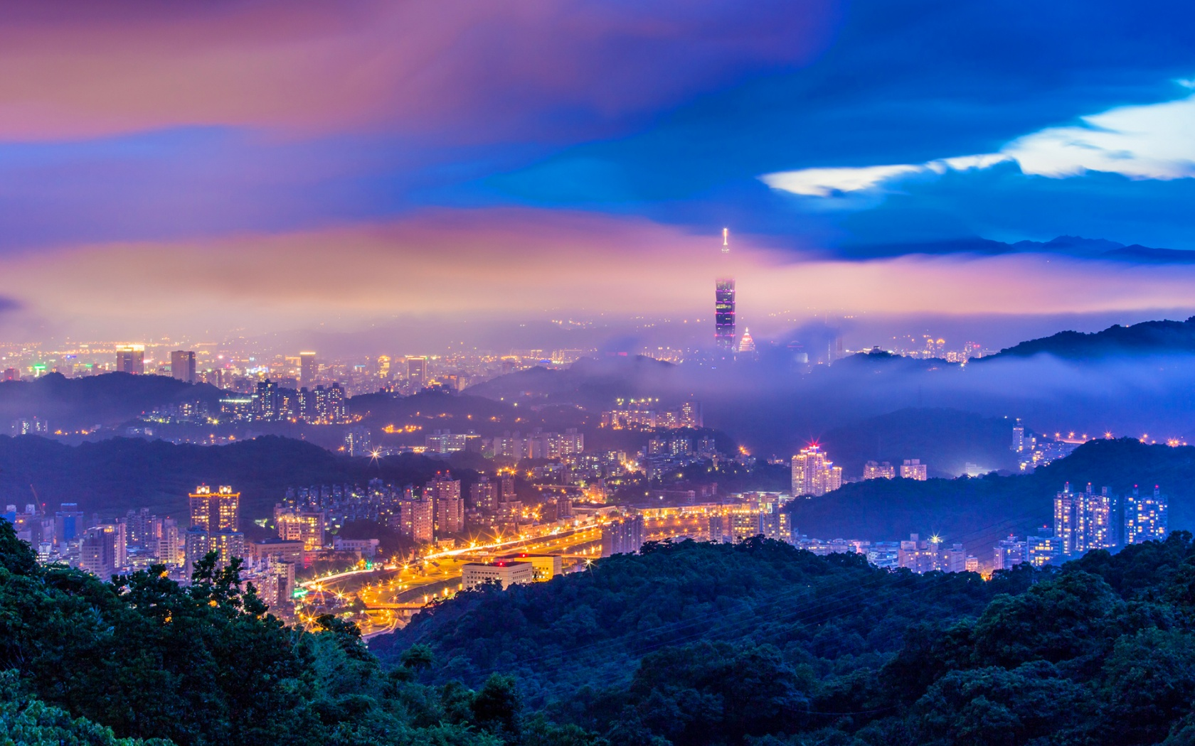 Stunning Taiwan Wallpaper 30486 1680x1050 px