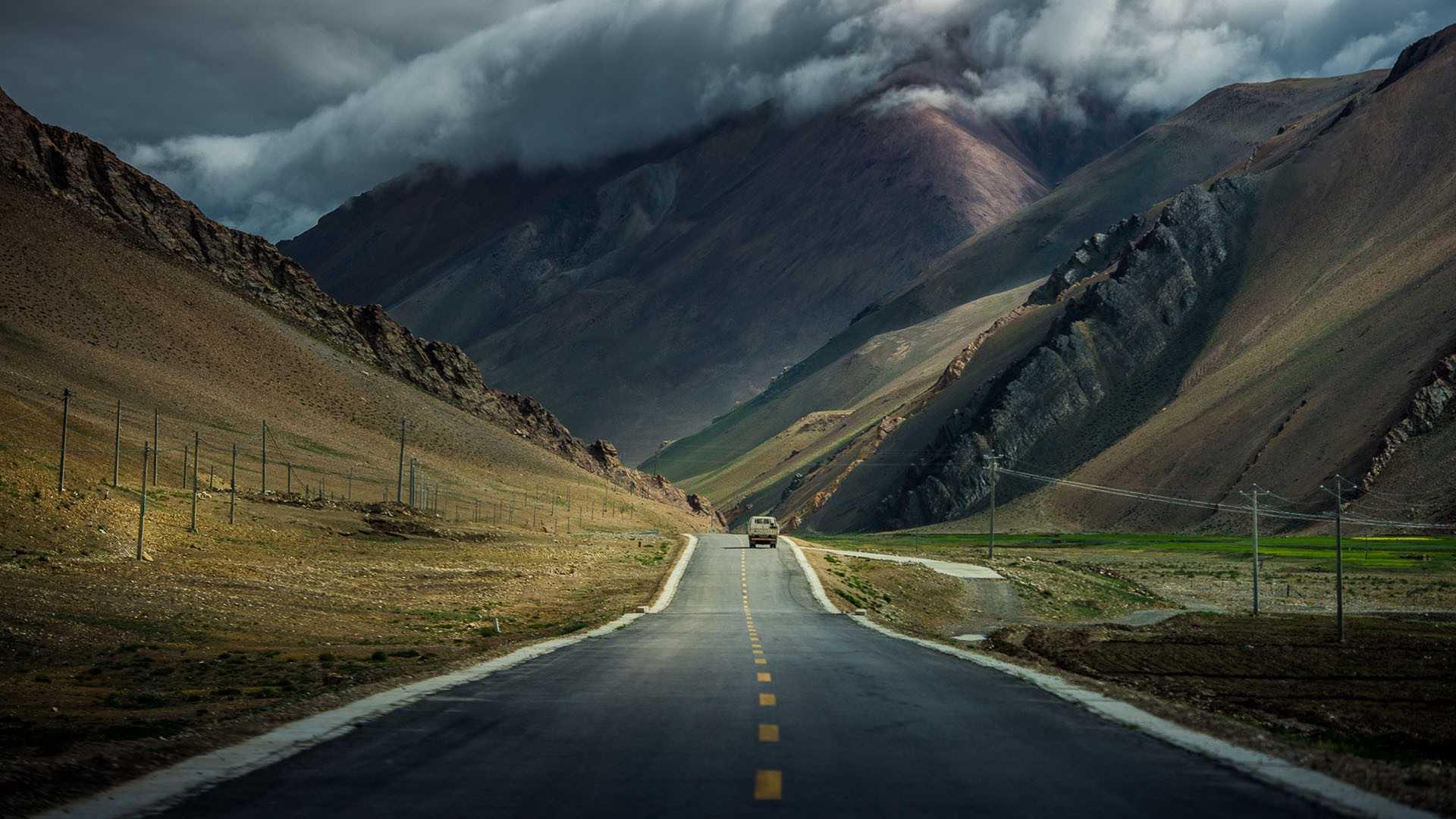 Stunning Tibet Wallpaper 36487 1680x1050 px