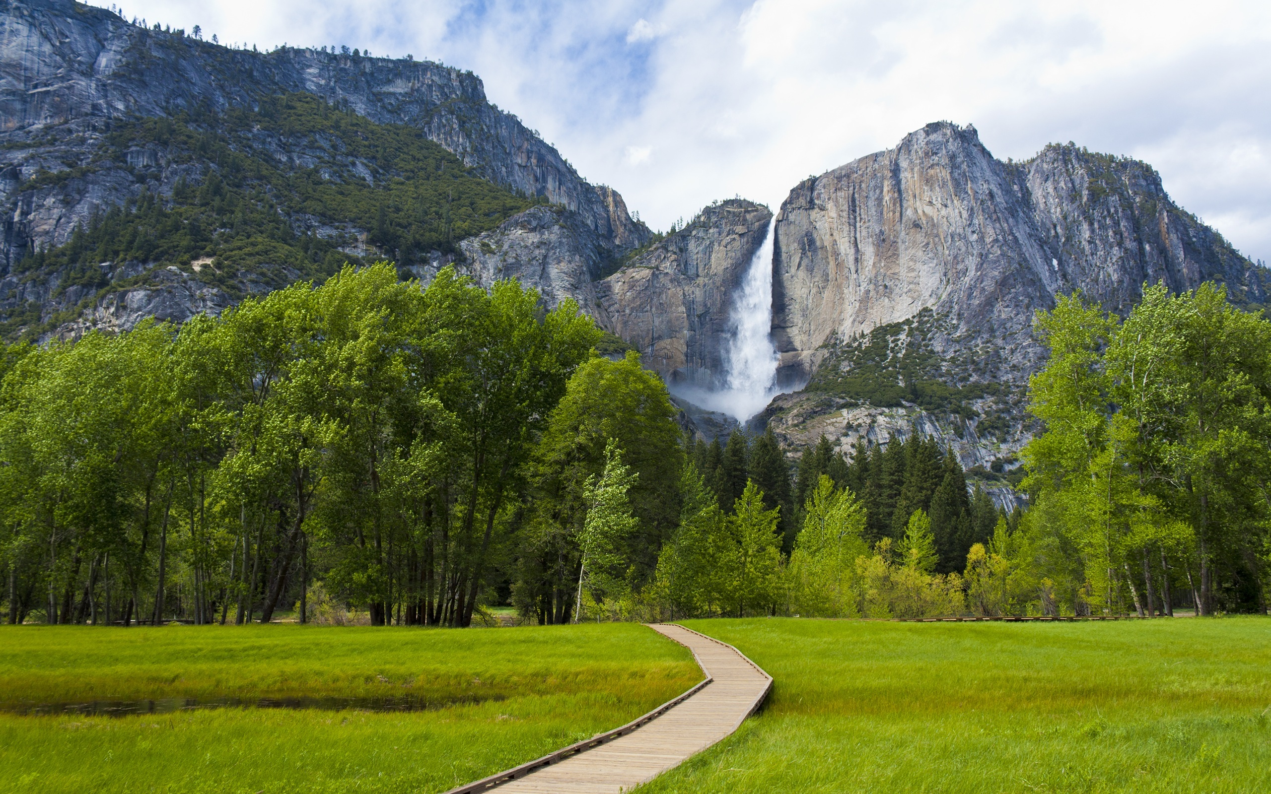 Stunning Yosemite Wallpaper