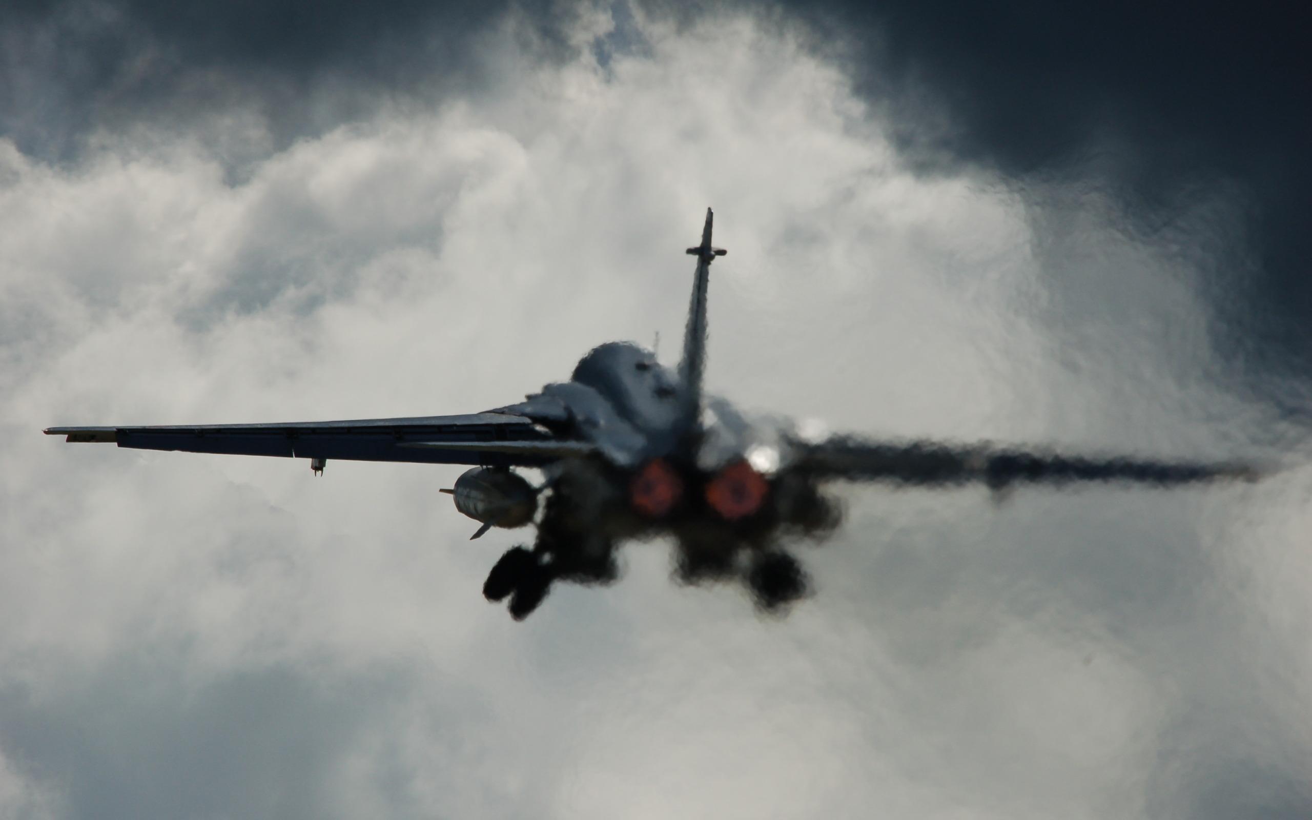 Su 24 Jet Fighter