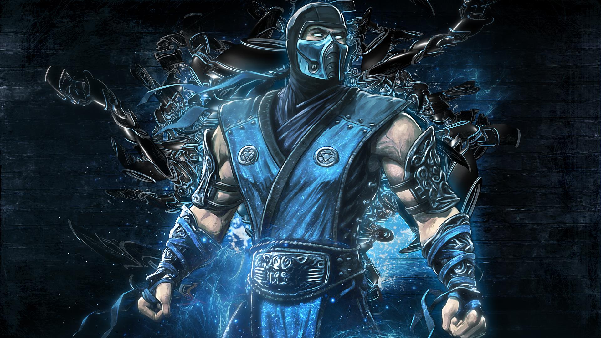 Sub Zero Mortal Kombat Wallpaper 1920x1080 83546