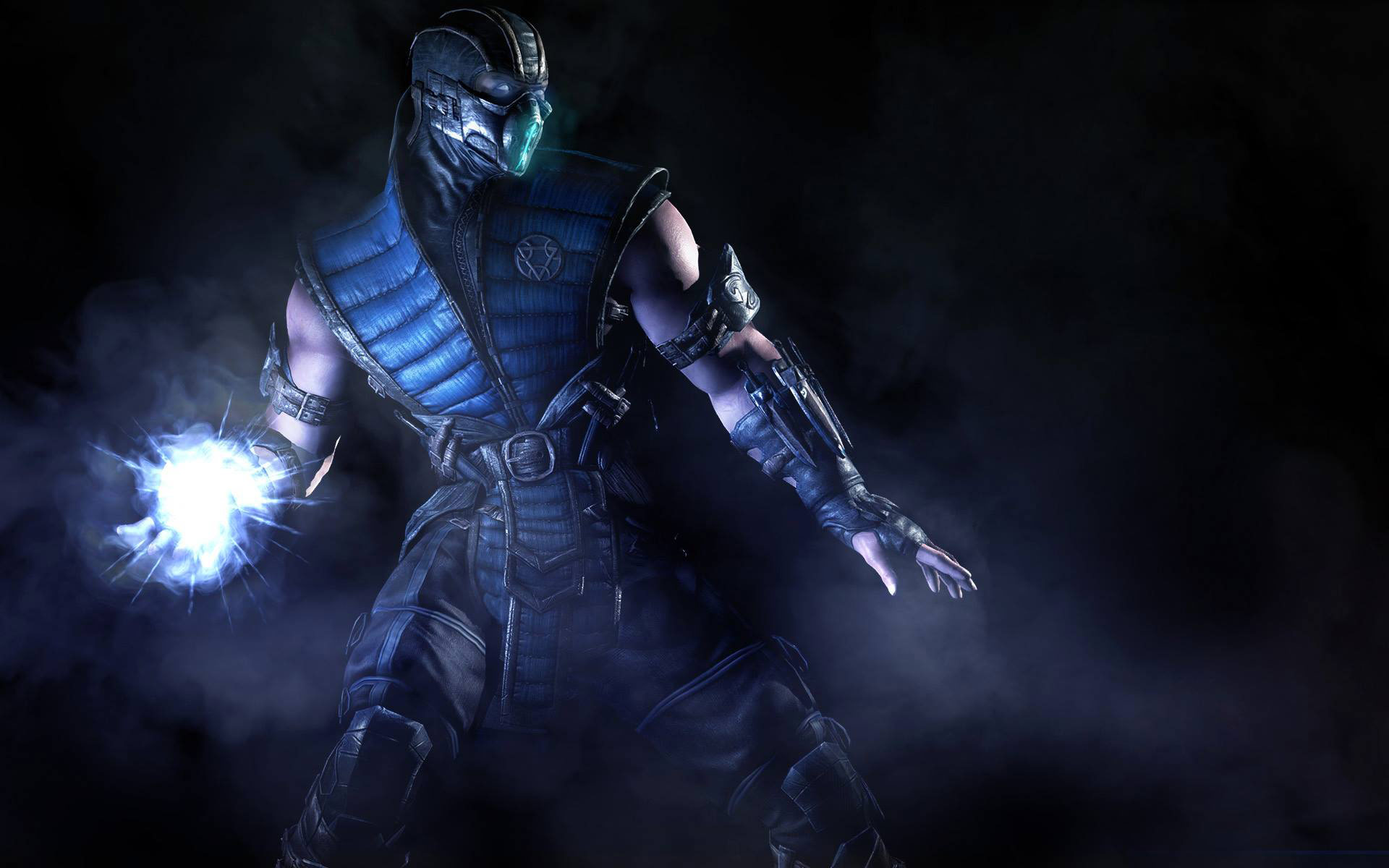 Sub Zero Mortal Kombat Wallpaper 1920x1200 7760