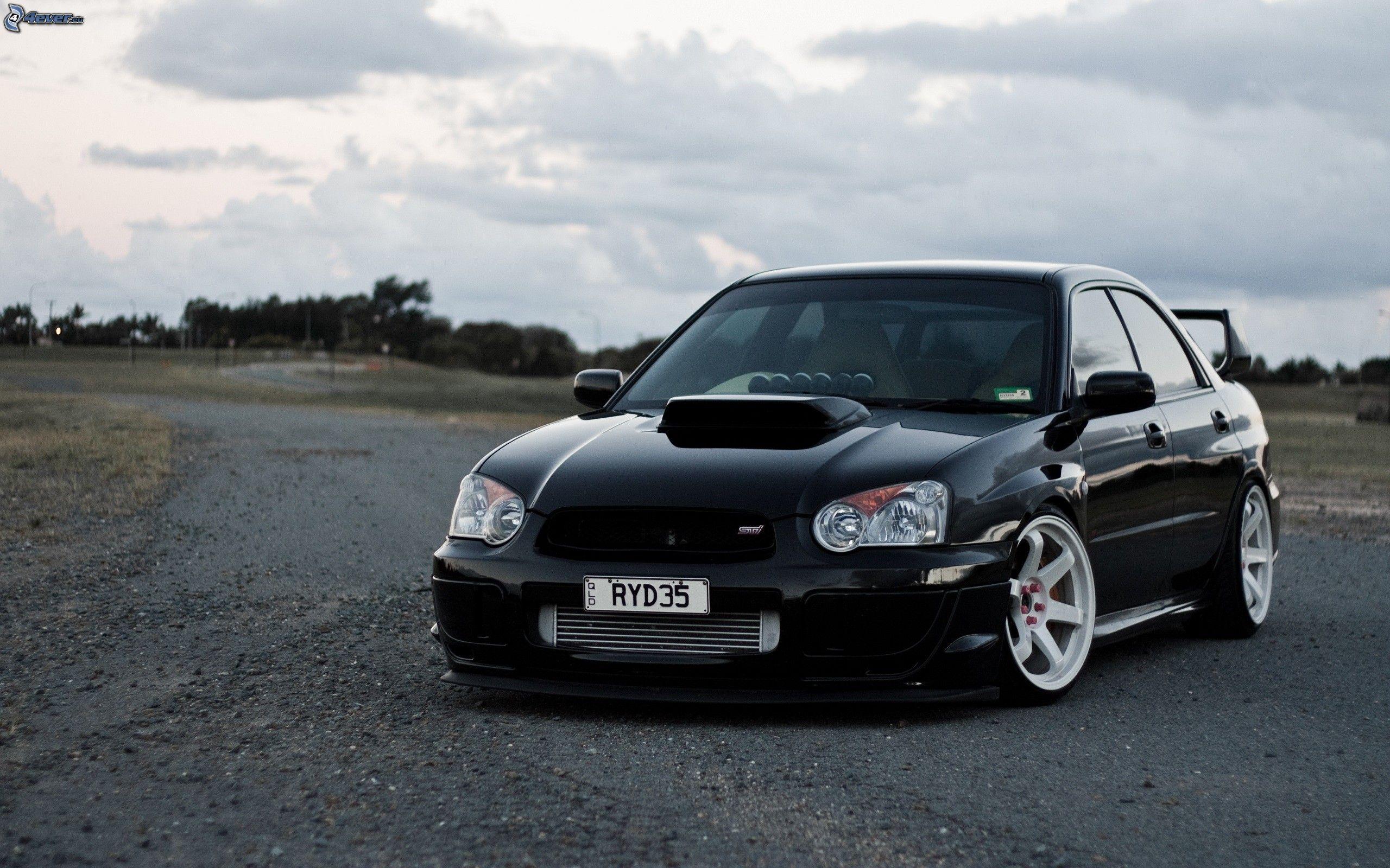 Subaru Impreza Pictures