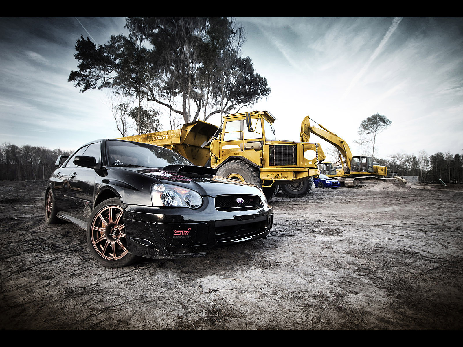 Subaru Impreza WRX STi Photography by Webb Bland - Stalk - 1600x1200 - Wallpaper