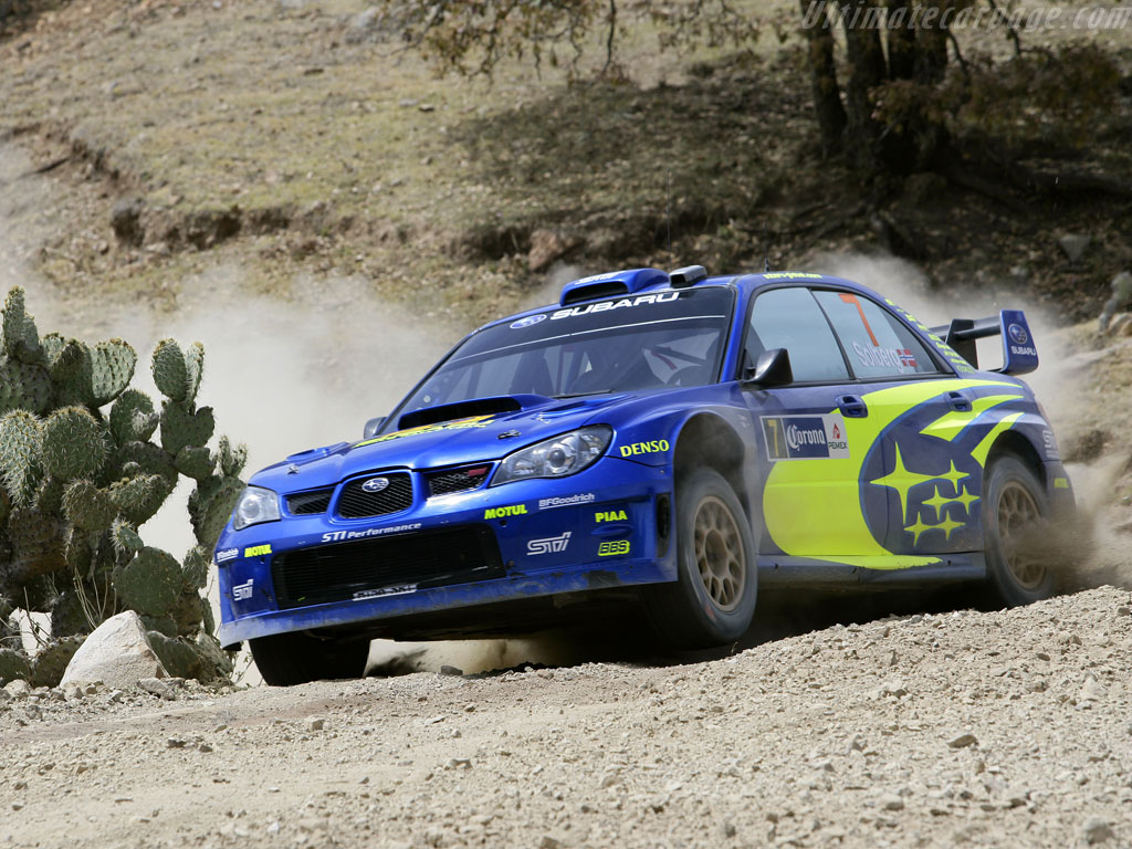 Subaru (sort of) announced they were going to return to WRC in 2014? - World Rally Blog