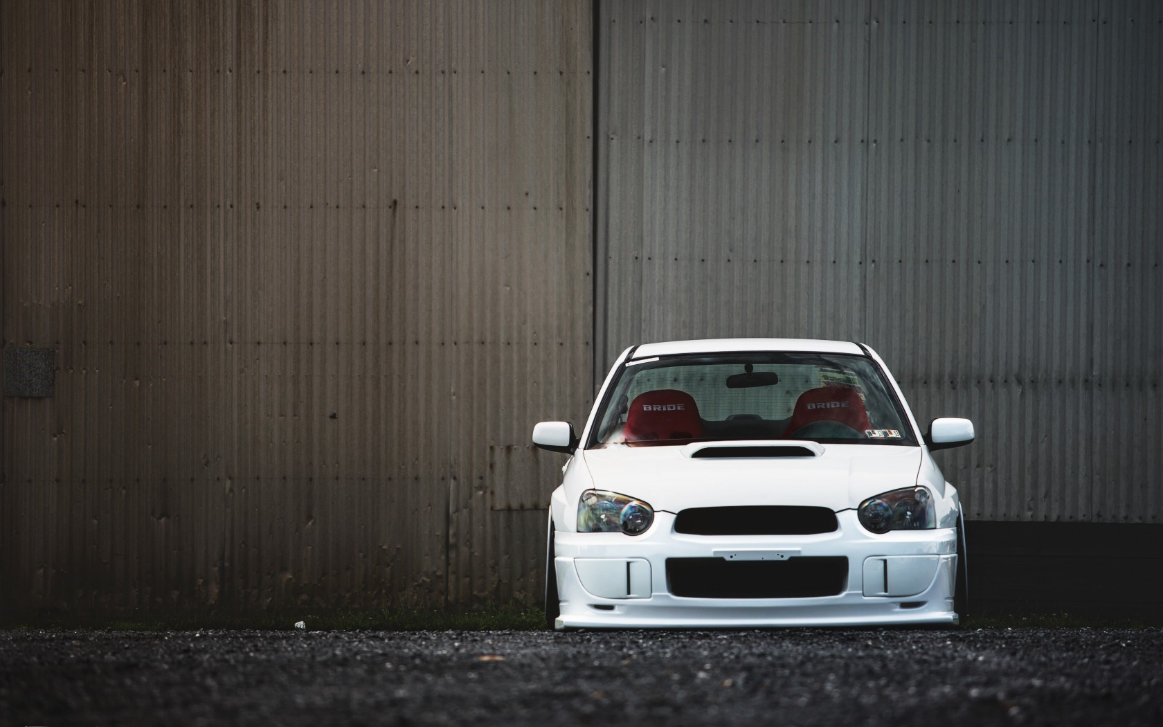 subaru impreza wrx sti tuning car wallpaper 1680x1050. Black Bedroom Furniture Sets. Home Design Ideas