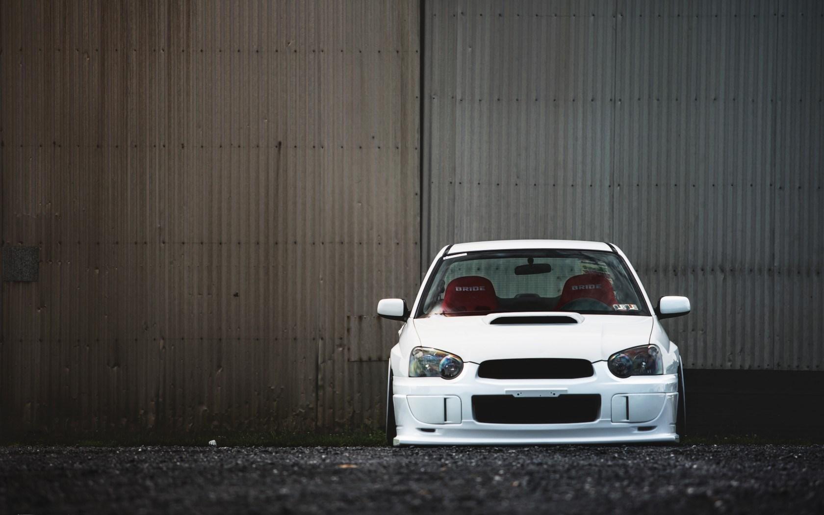 Subaru Impreza WRX STI Tuning Car