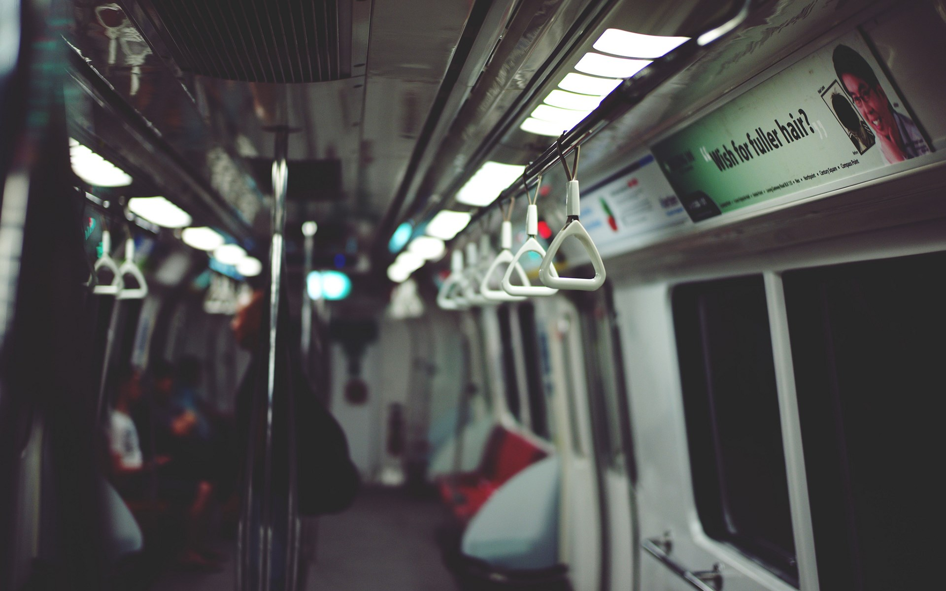 Subway Macro Photo