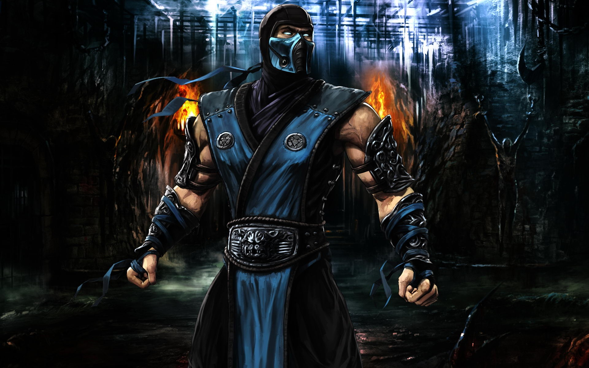 Subzero Mortal Kombat Wallpaper
