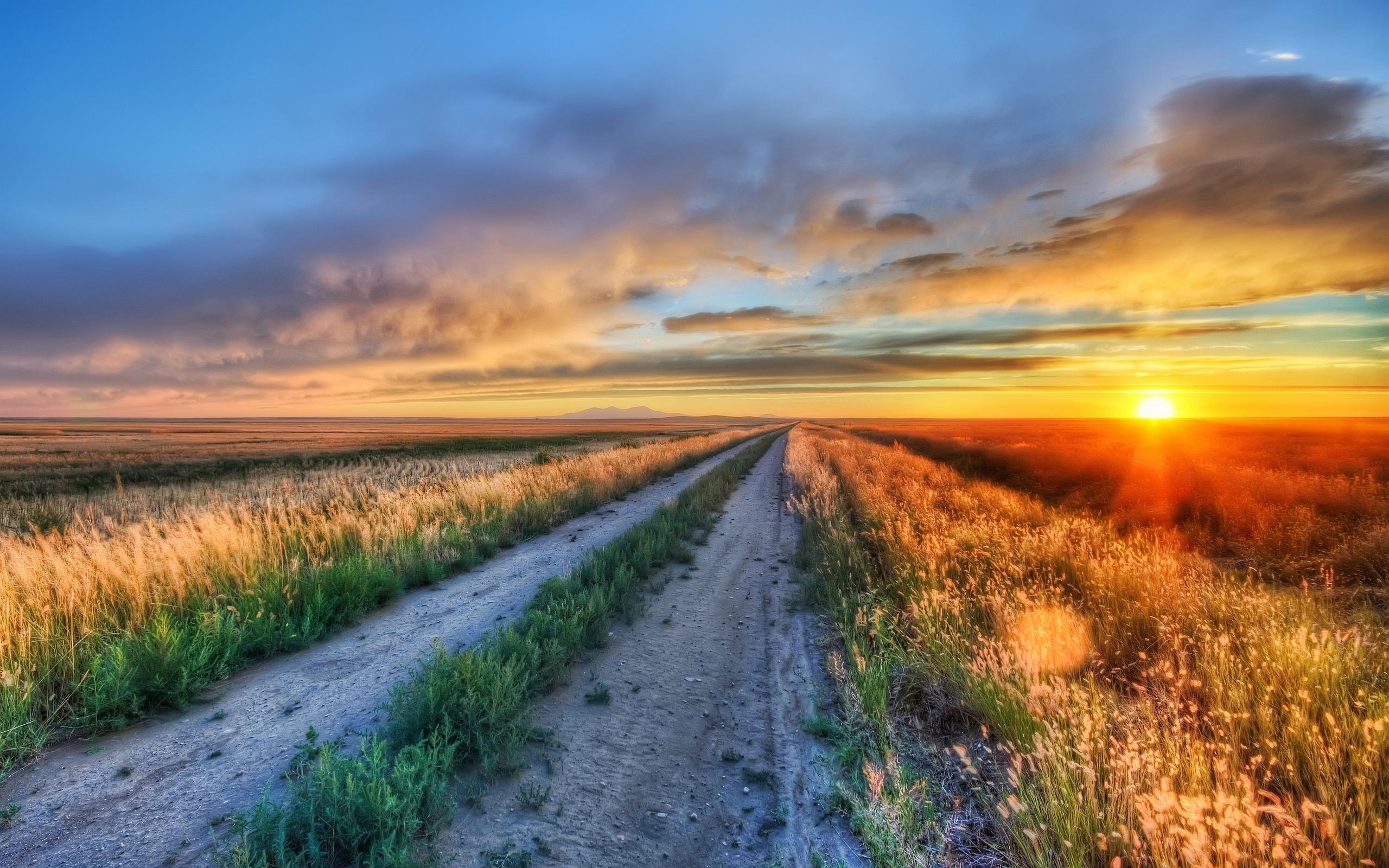 Sunrise Field Road