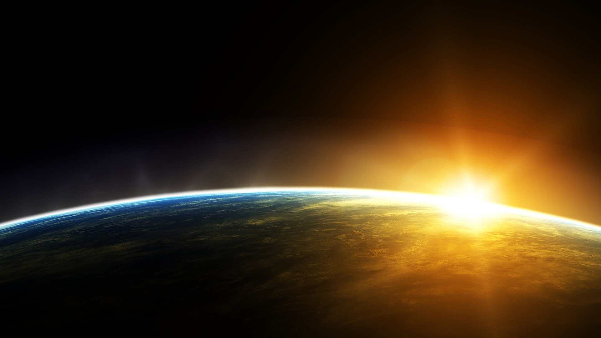 Sunrise Space Wallpaper Hd Free Desktop 8 HD Wallpapers