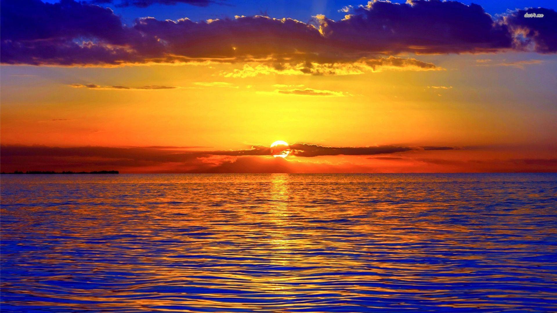 ... Sunrise Wallpaper 07 ...