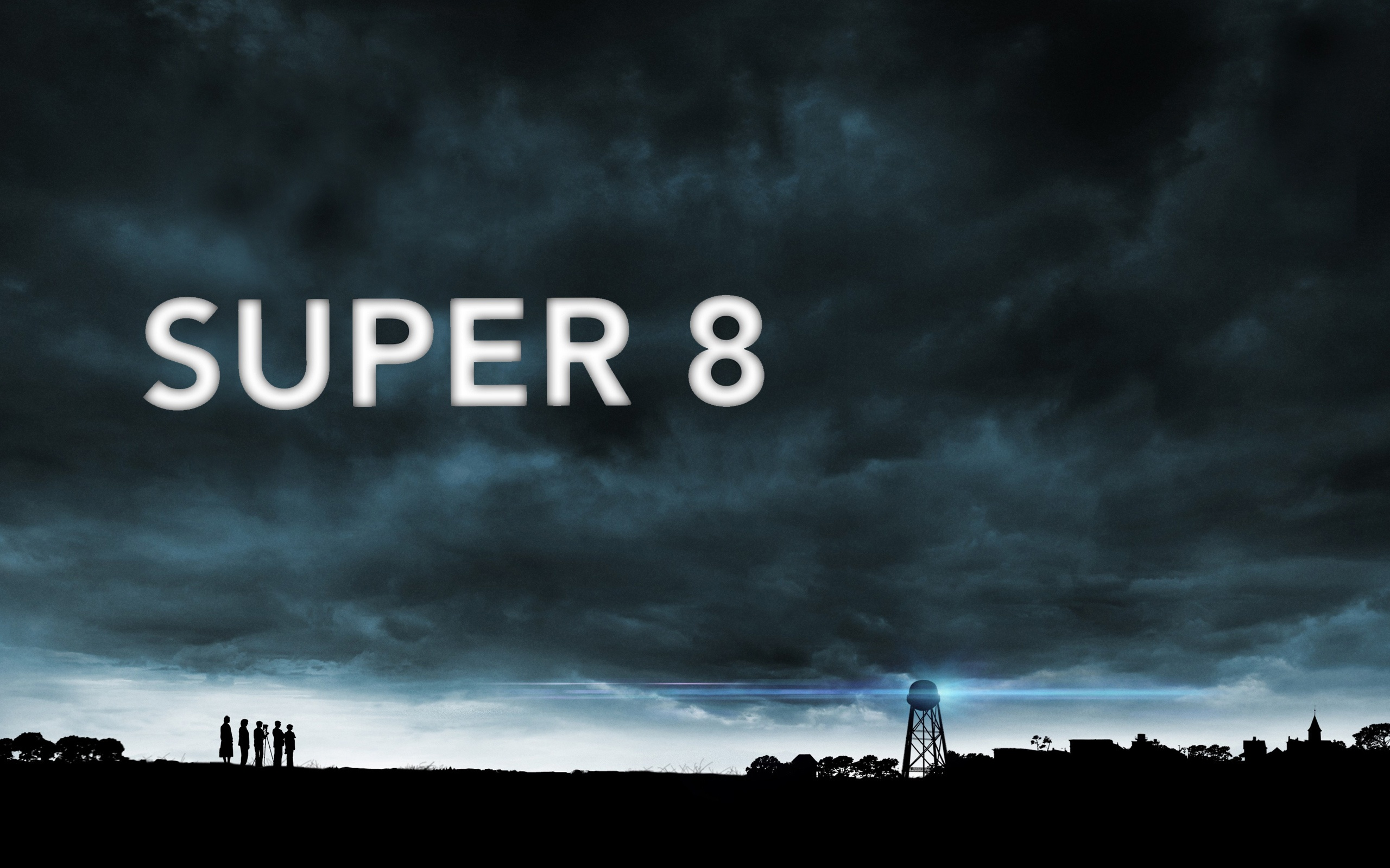 Super 8 Background