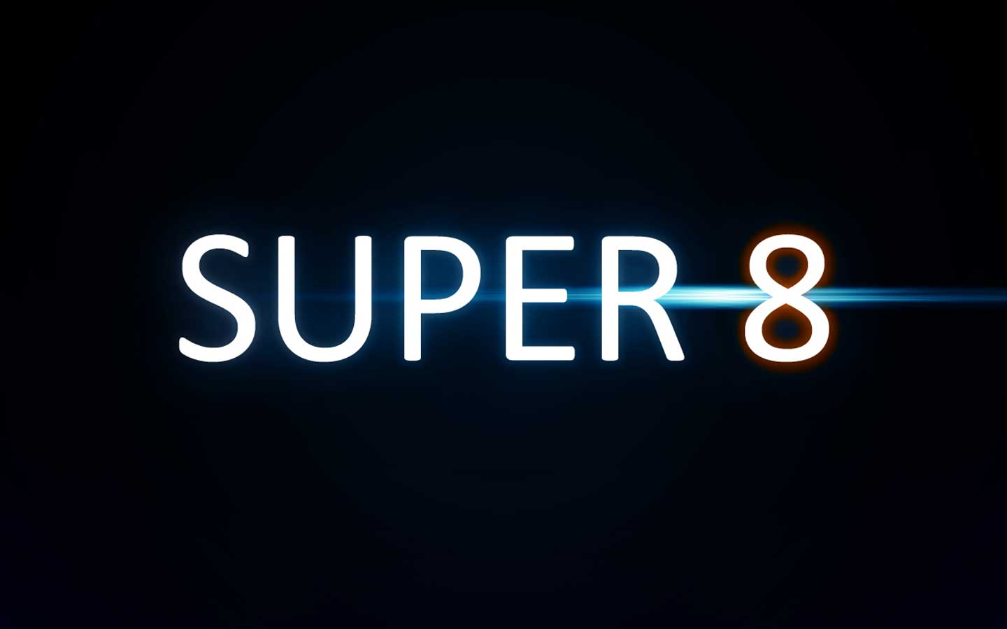 Super 8 Logo Wallpaper