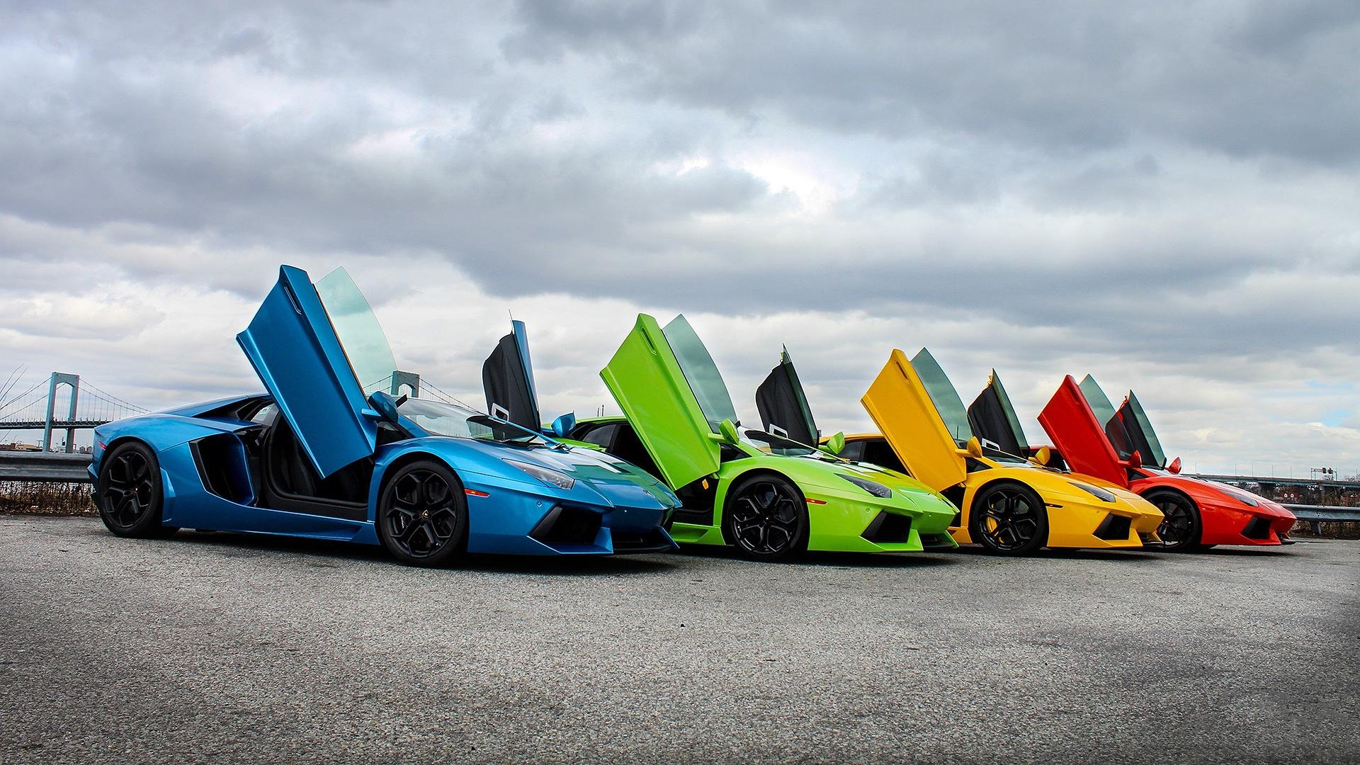 Super Cars Wallpaper HD